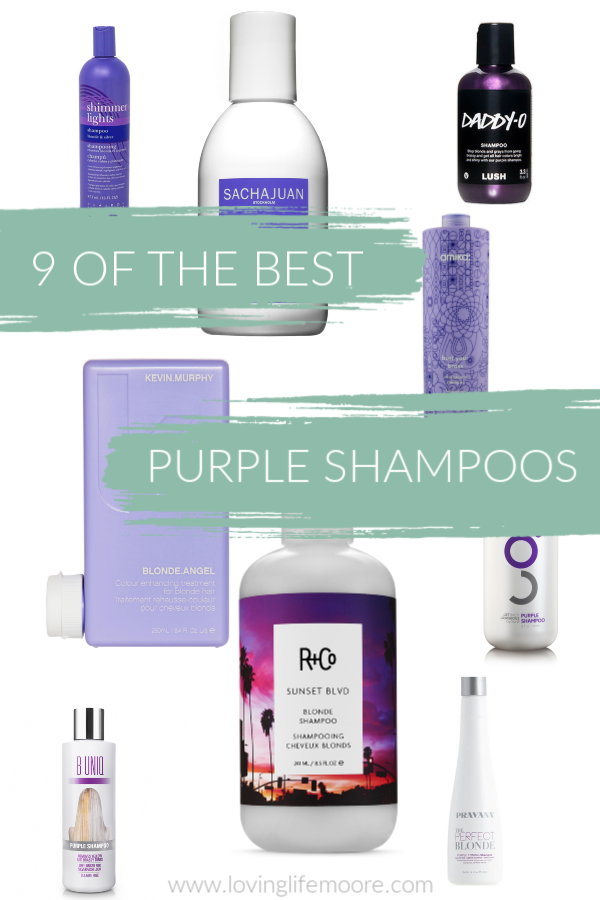 9 of the best purple shampoos