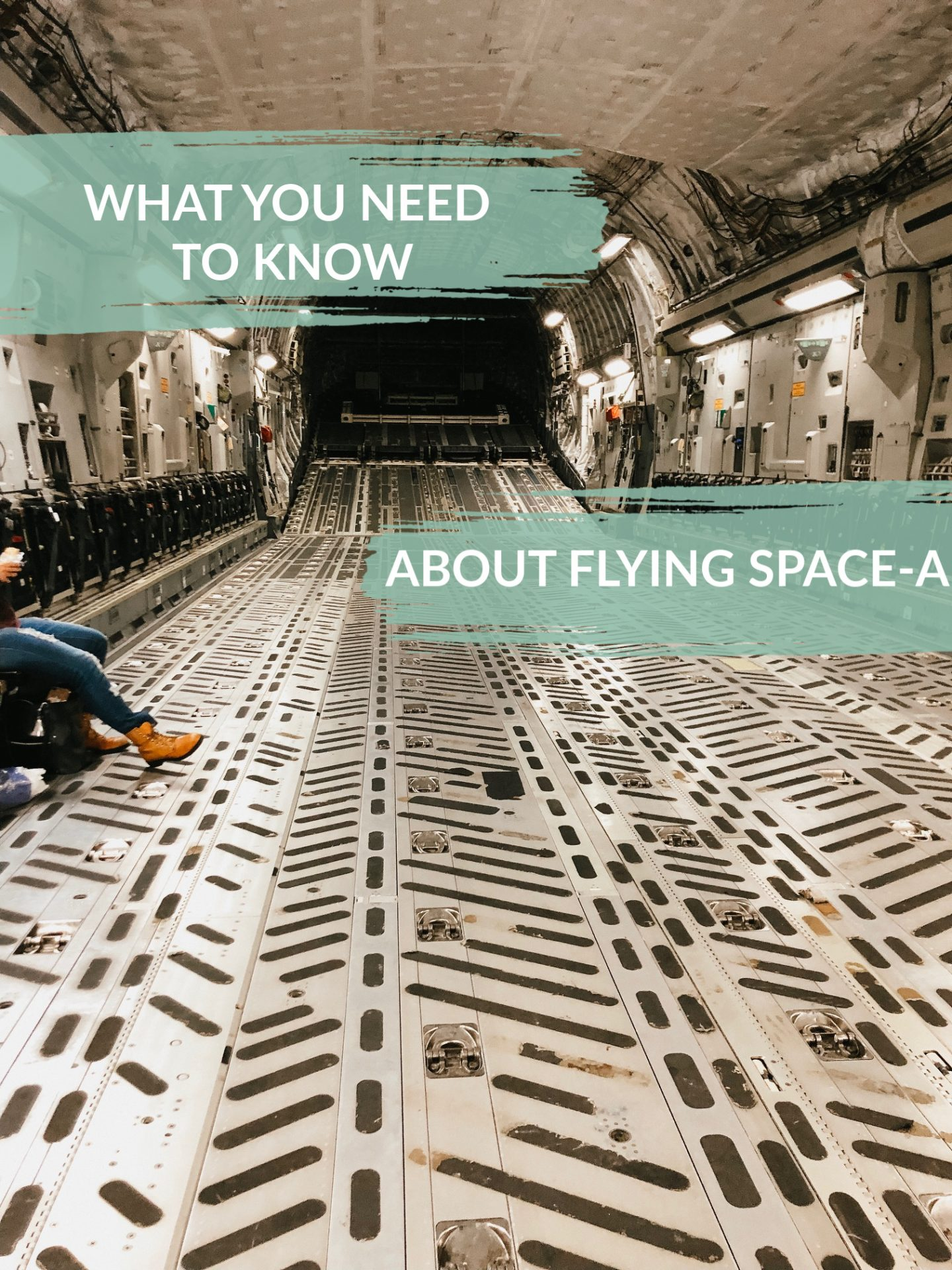 a guide to flying space-a
