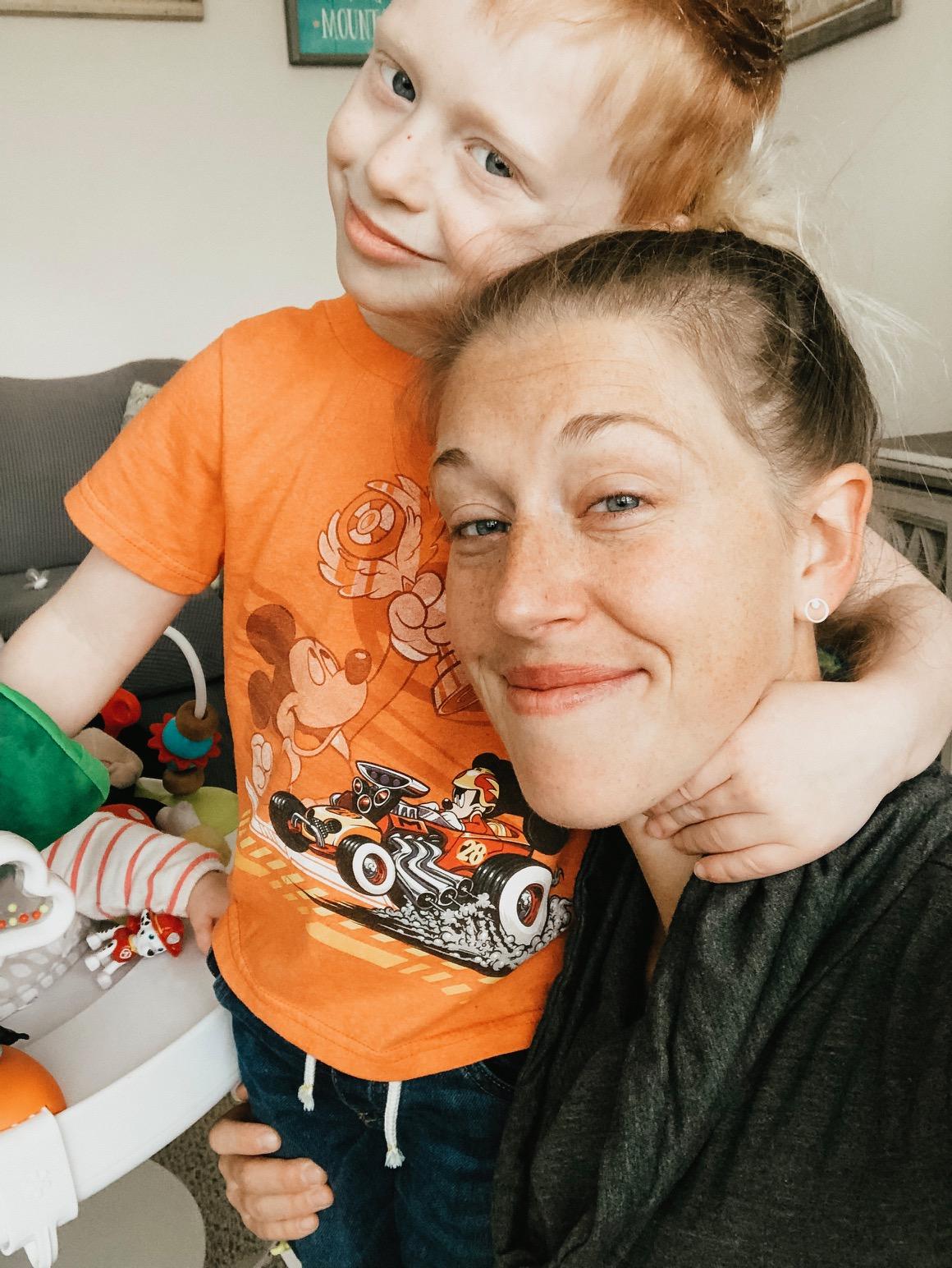 motherhood and lyme disease