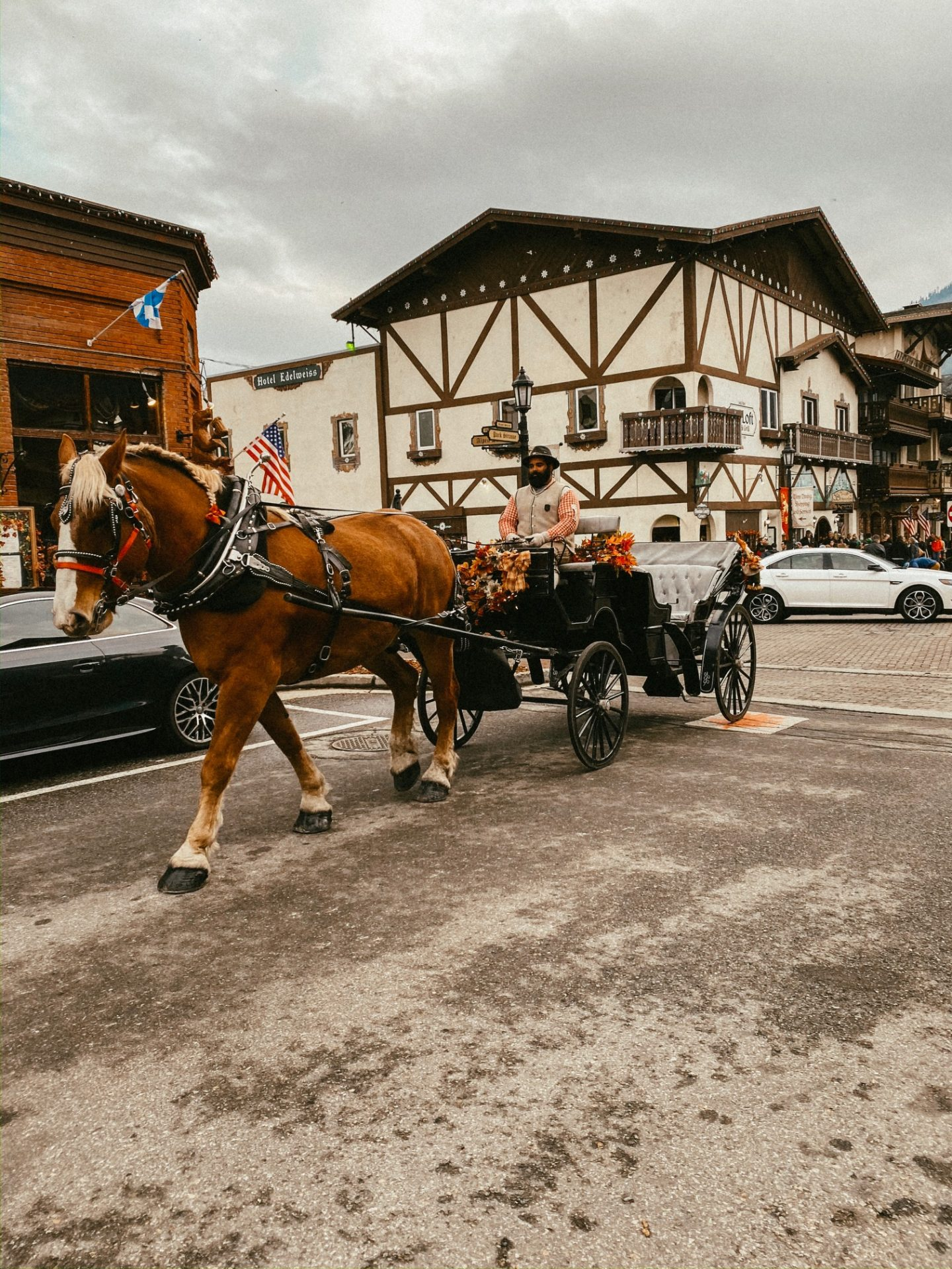 bavarian washington town