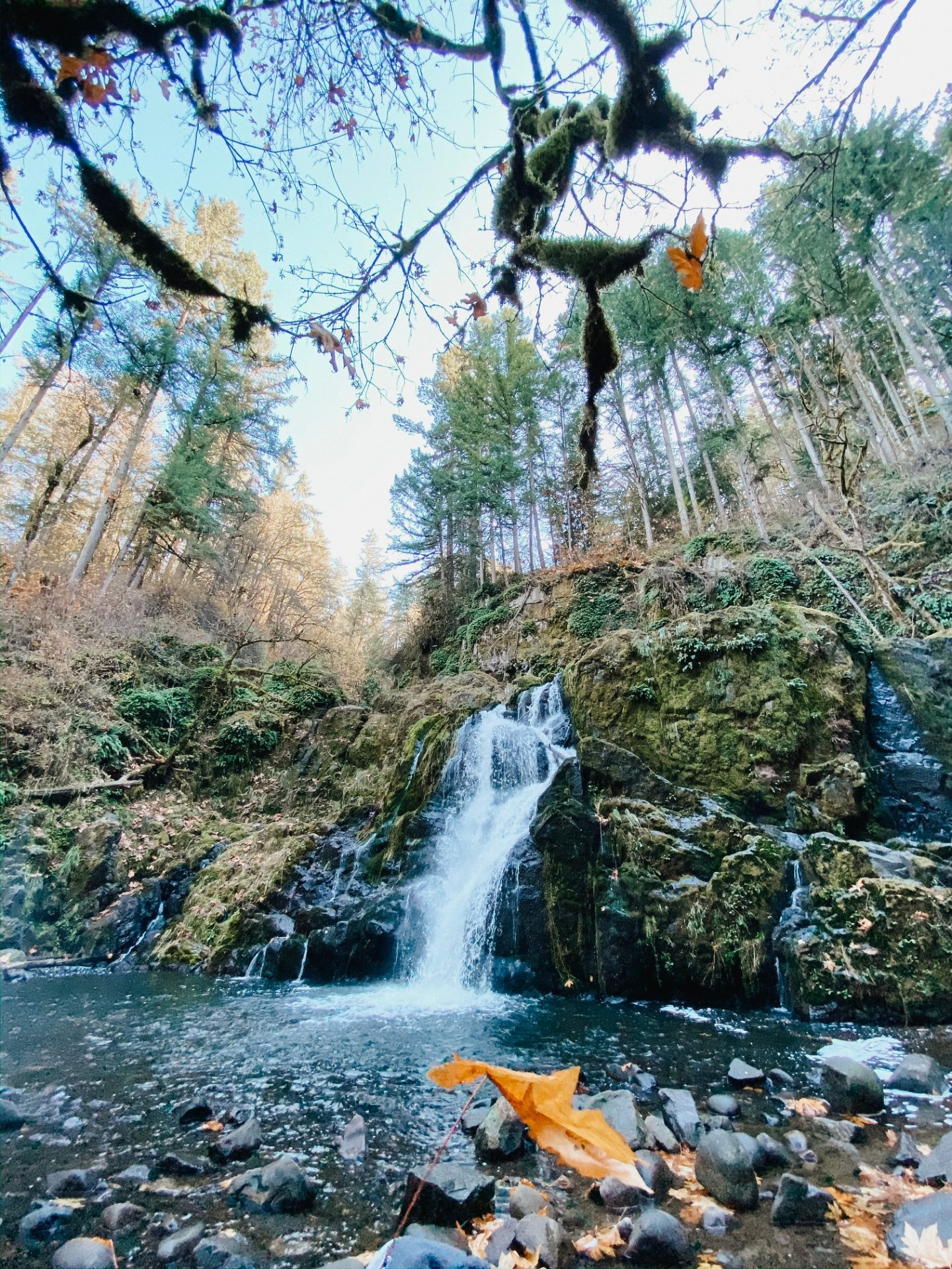 little-mashel-falls
