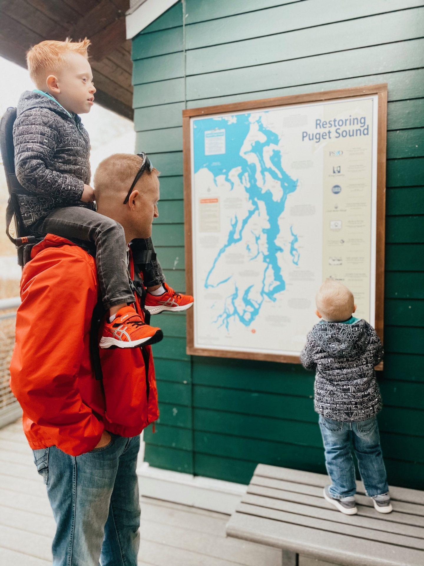 Nisqually Wildlife Visitors' Center