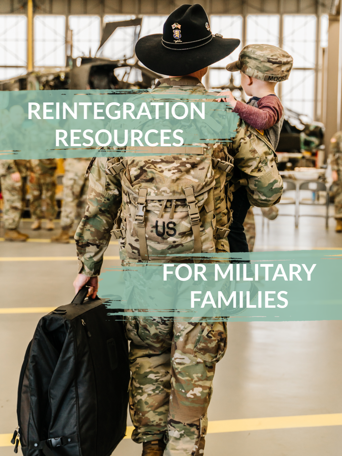 reintegration resources for military families