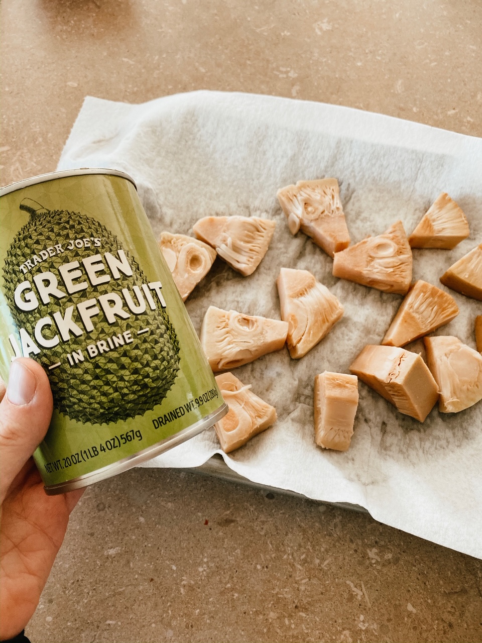 trader joe's jackfruit