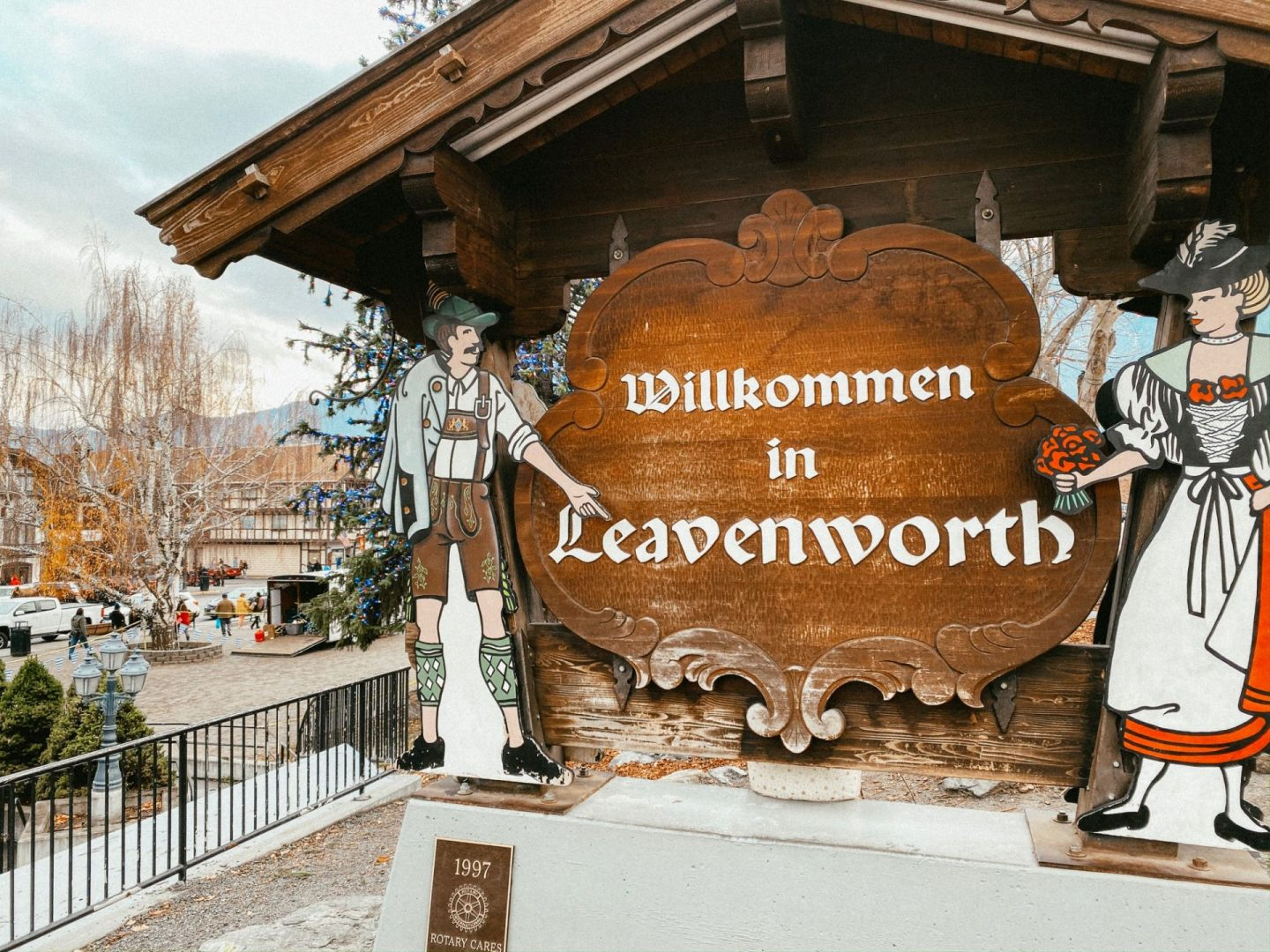what to do in leavenworth