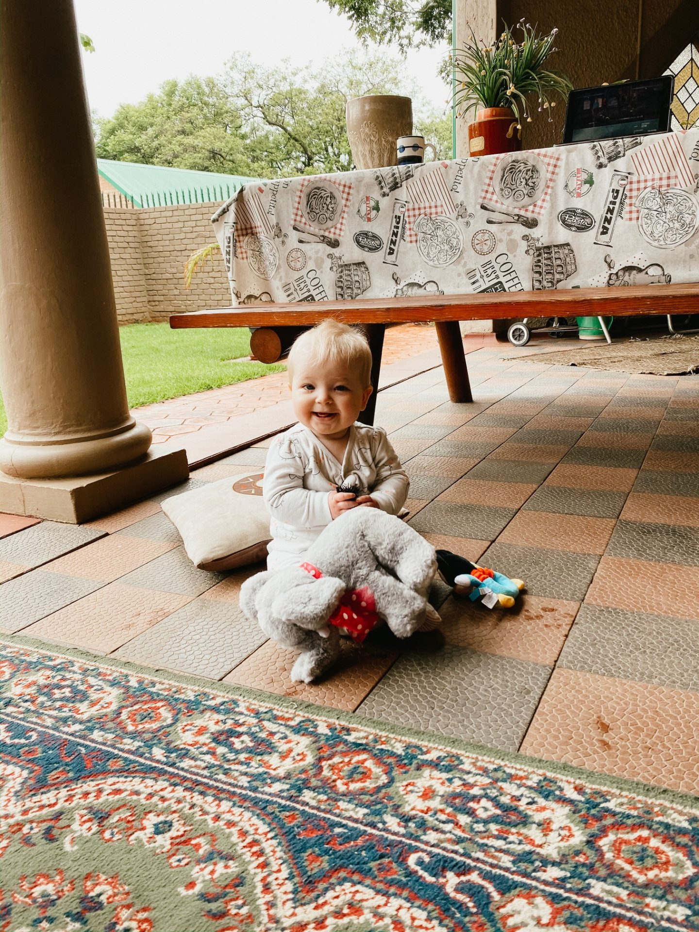 mieke in South Africa
