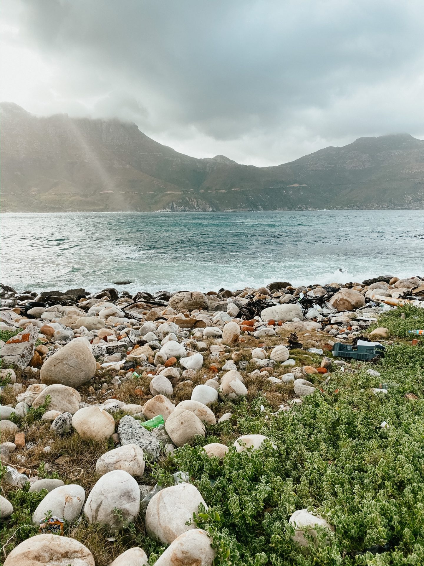 pollution hout bay