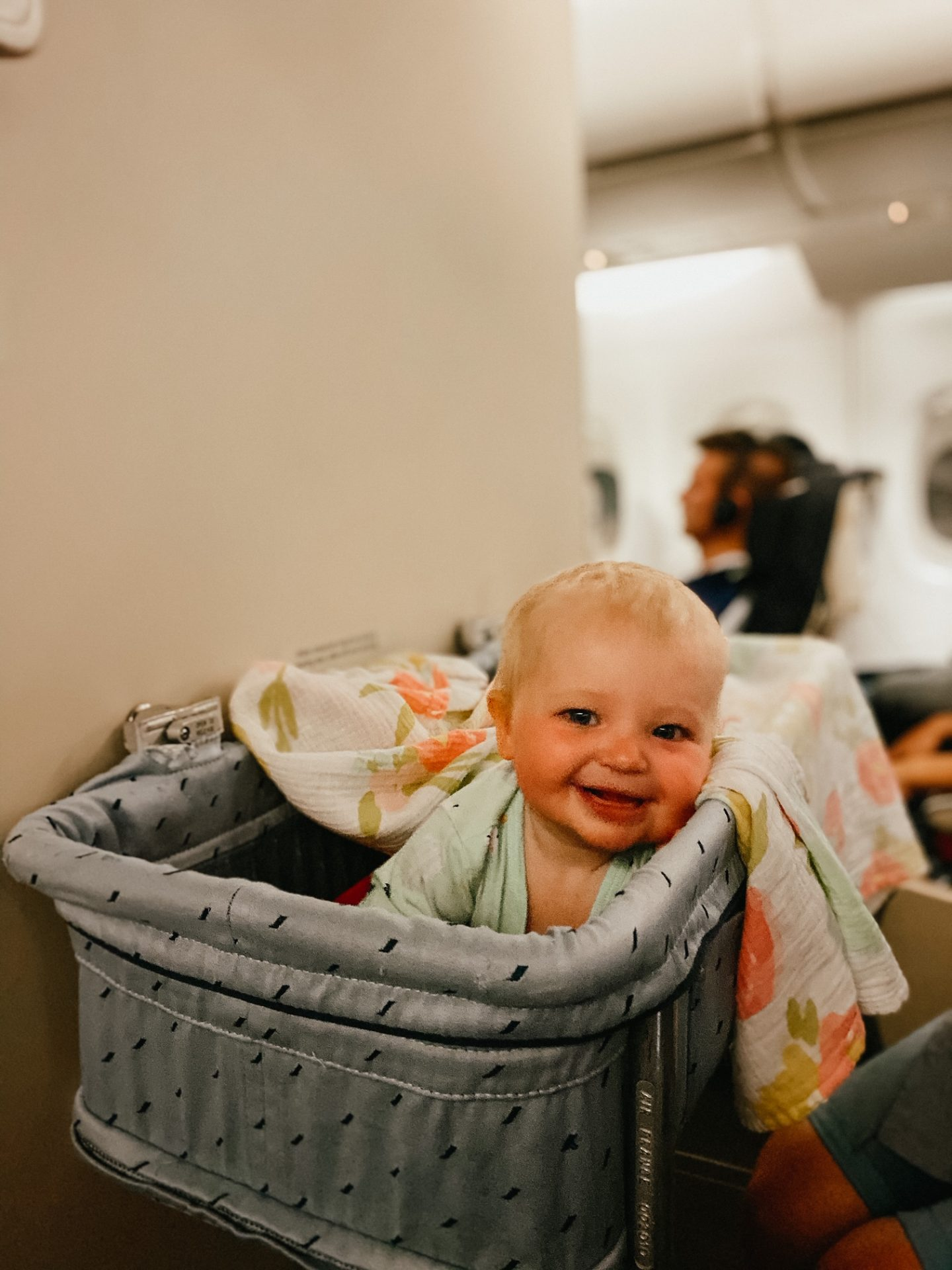 airline baby bassinets