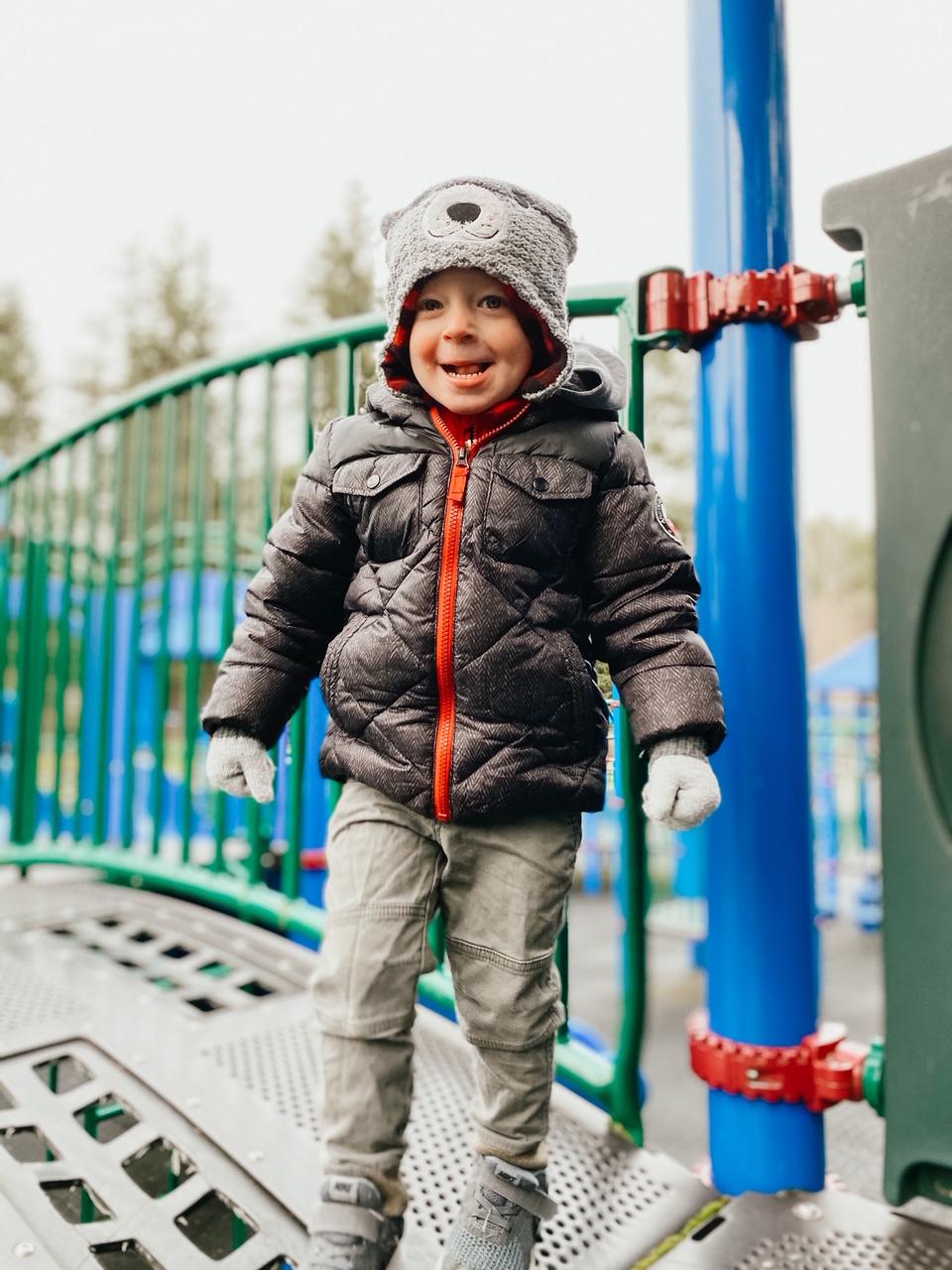 american lake playground