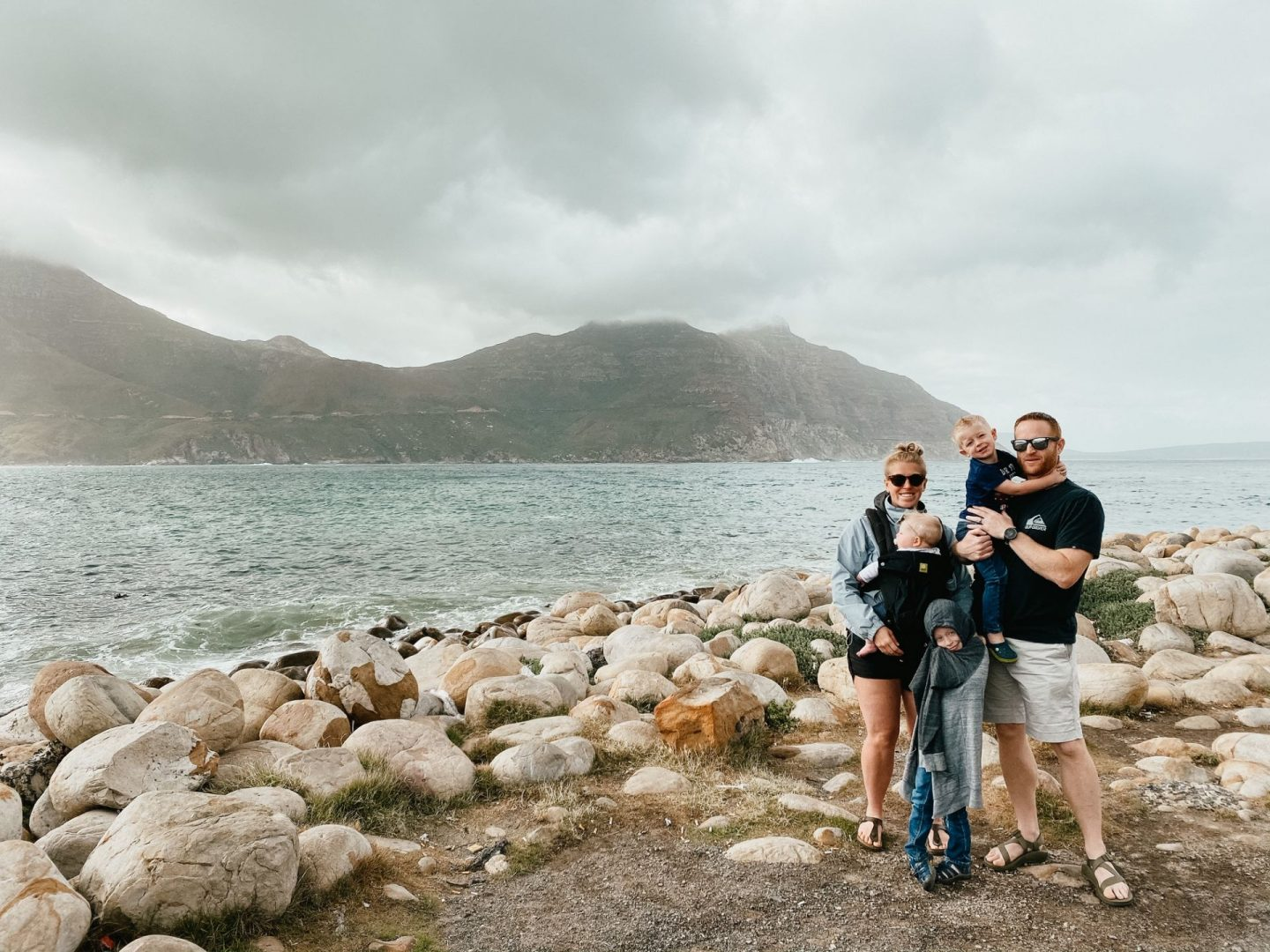 family hout bay cape town