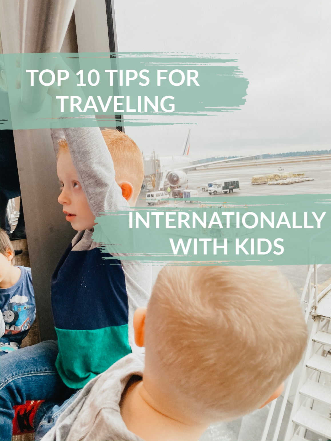 10 tips for international travel with kids