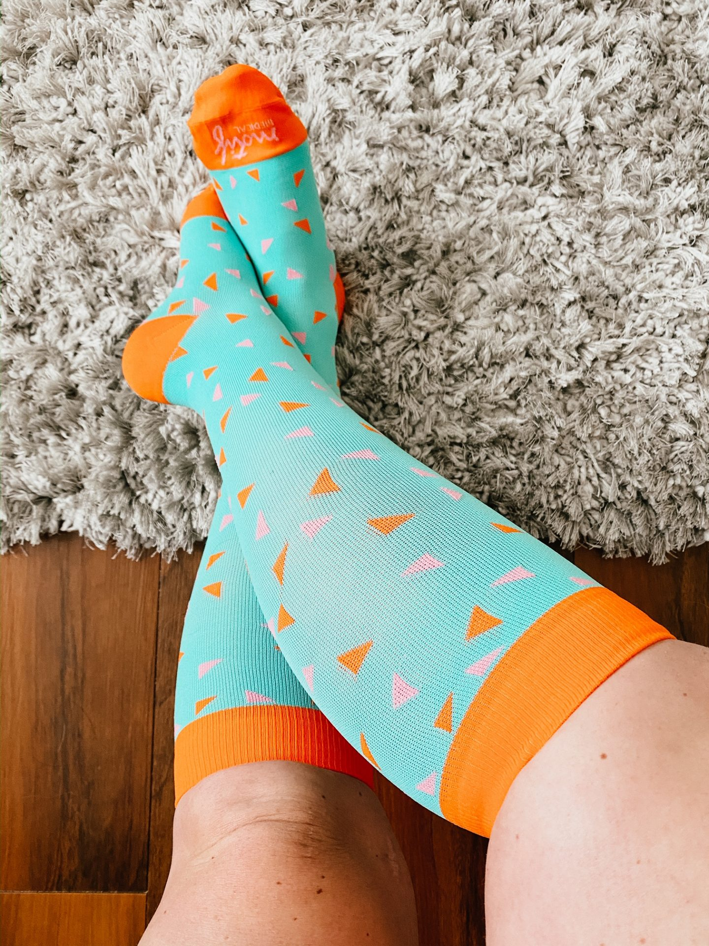 motif medical gradient compression socks