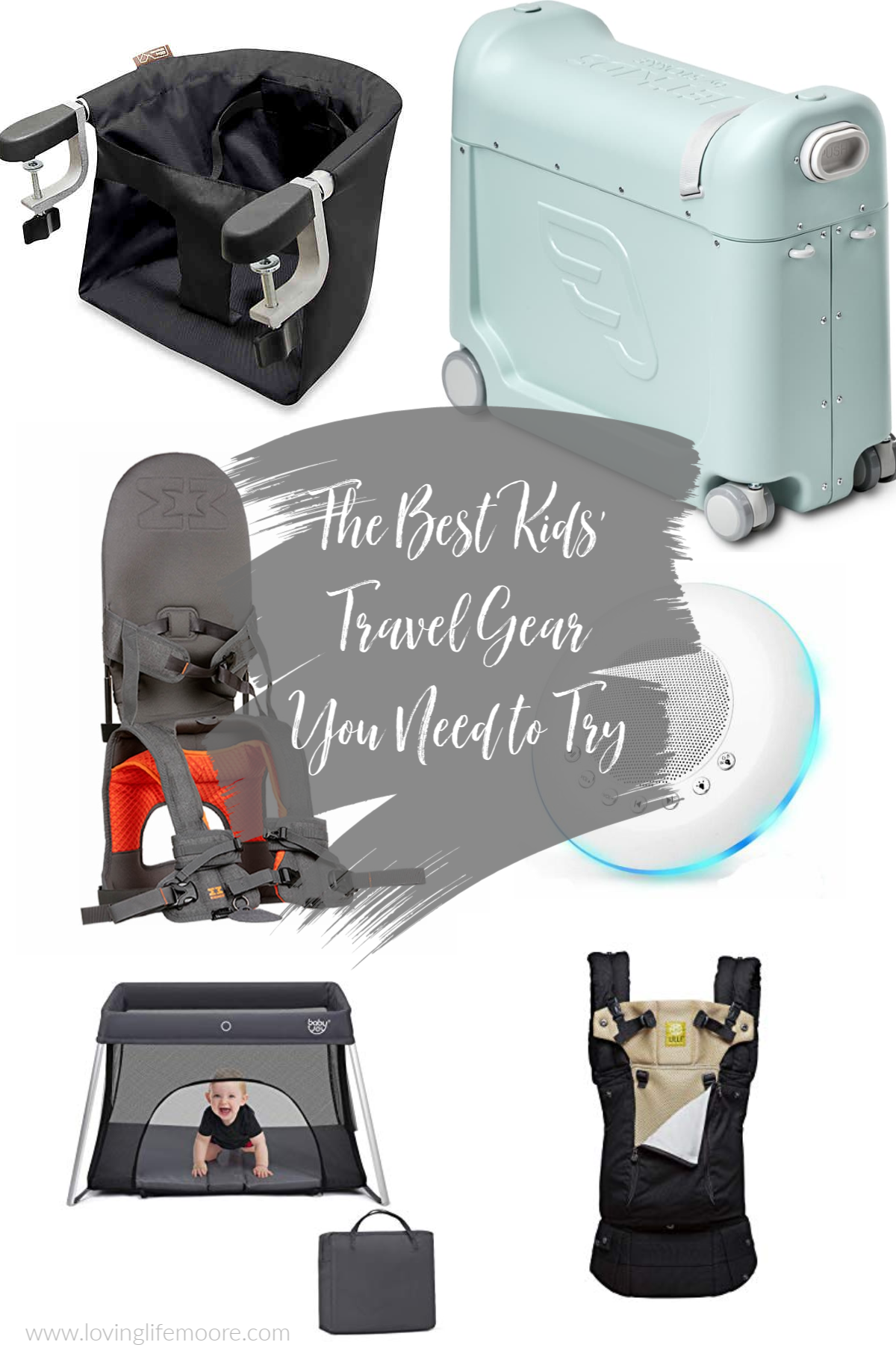 our favorite kids' travel gear