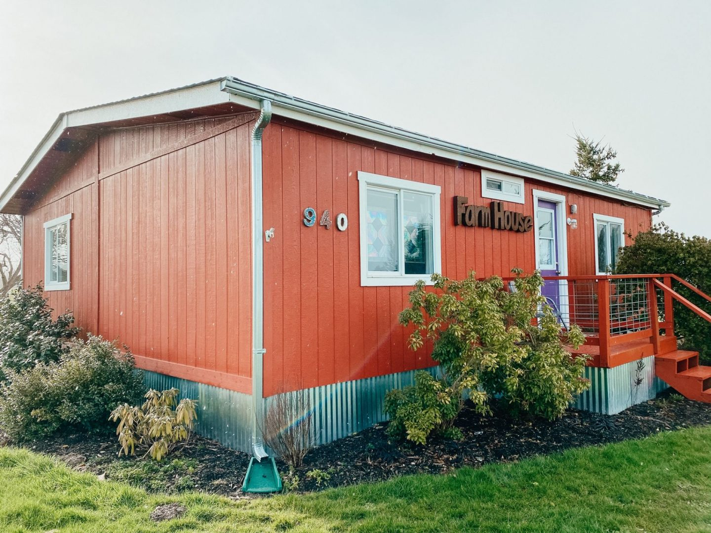 our quick airbnb stay in port angeles