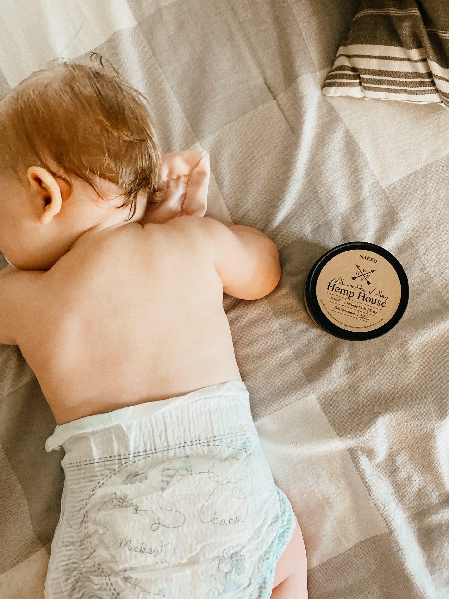 is hemp safe for babies
