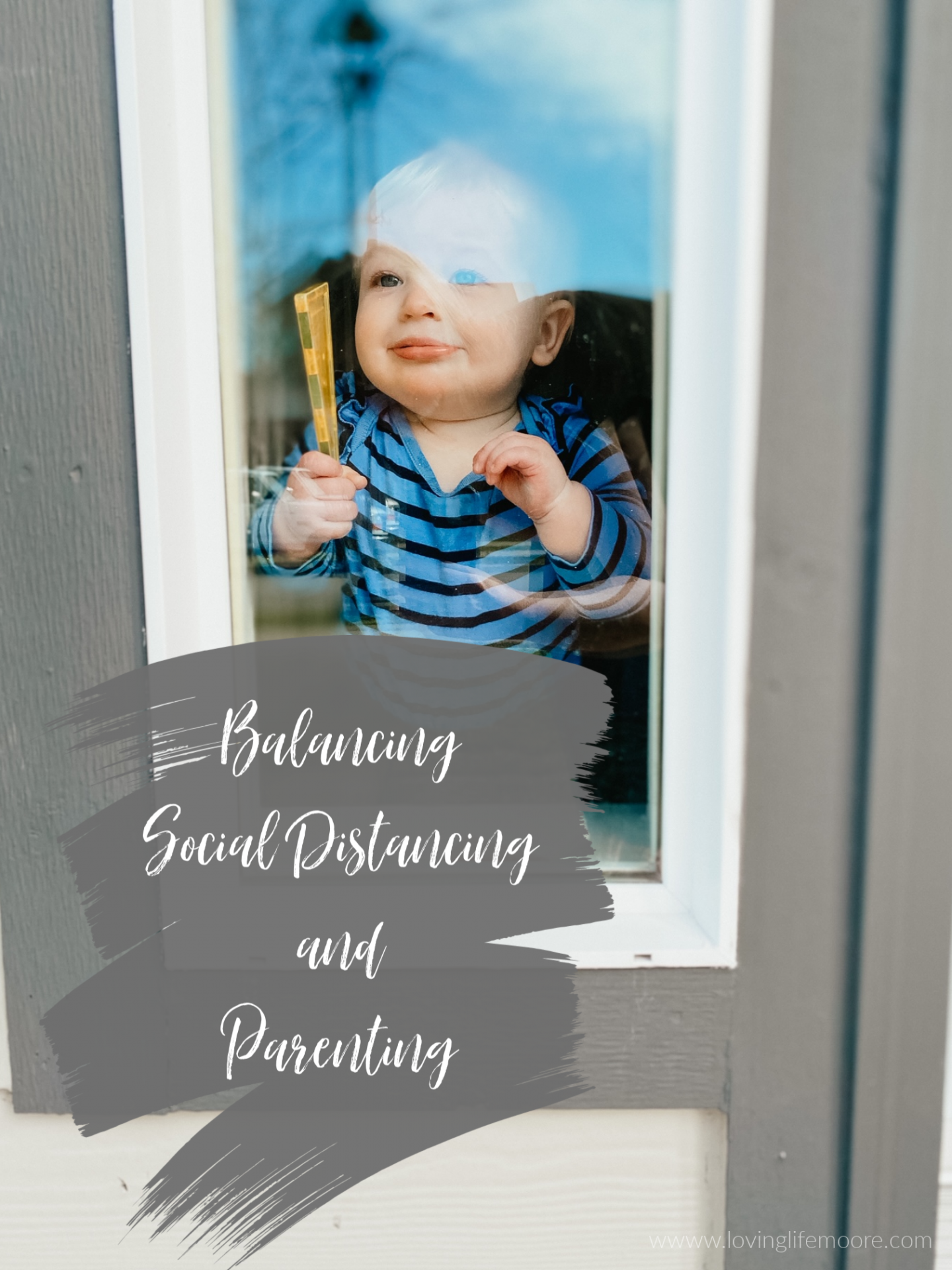 social distancing, parenting, and how to make it work