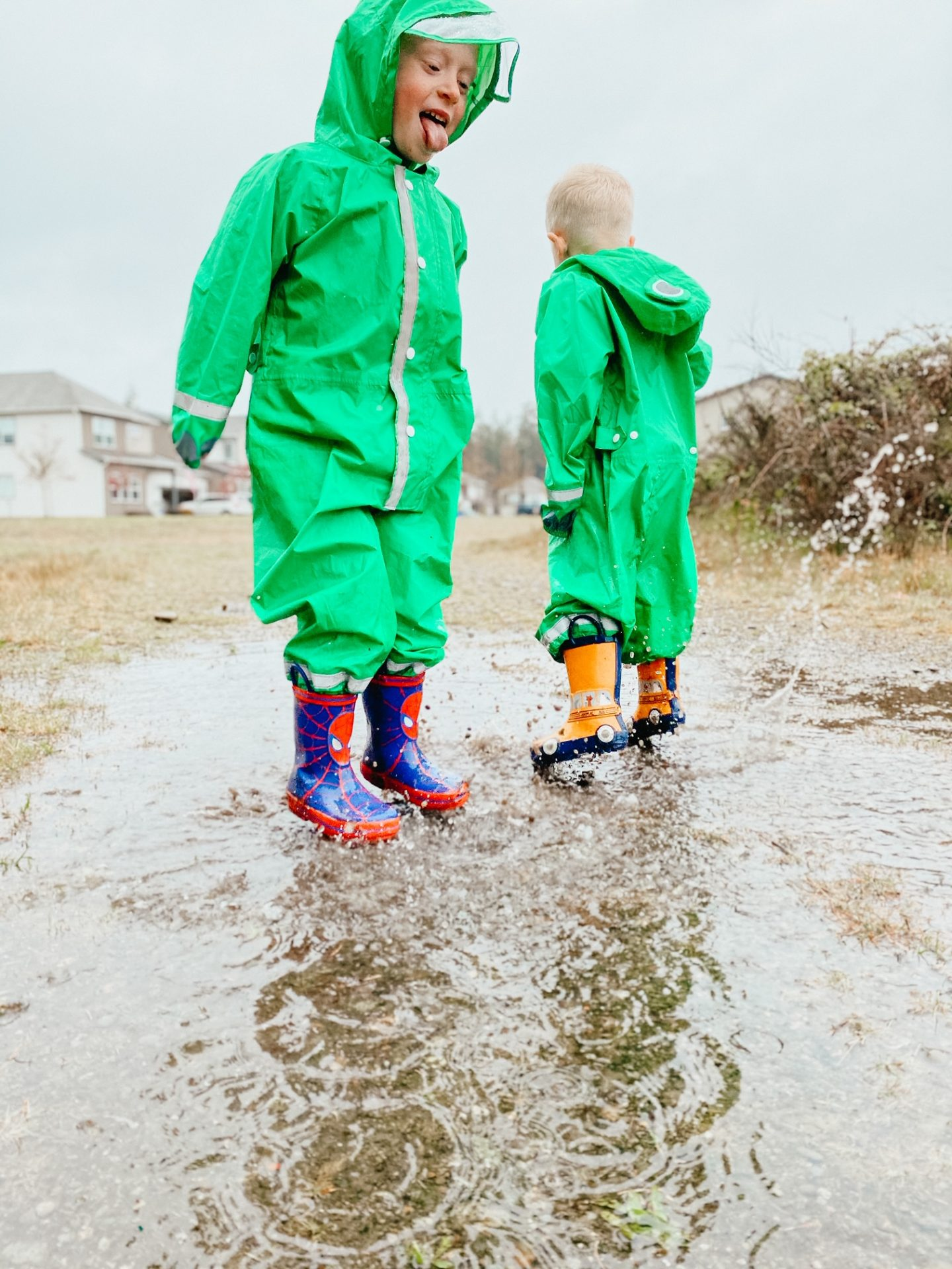 full body rain suits