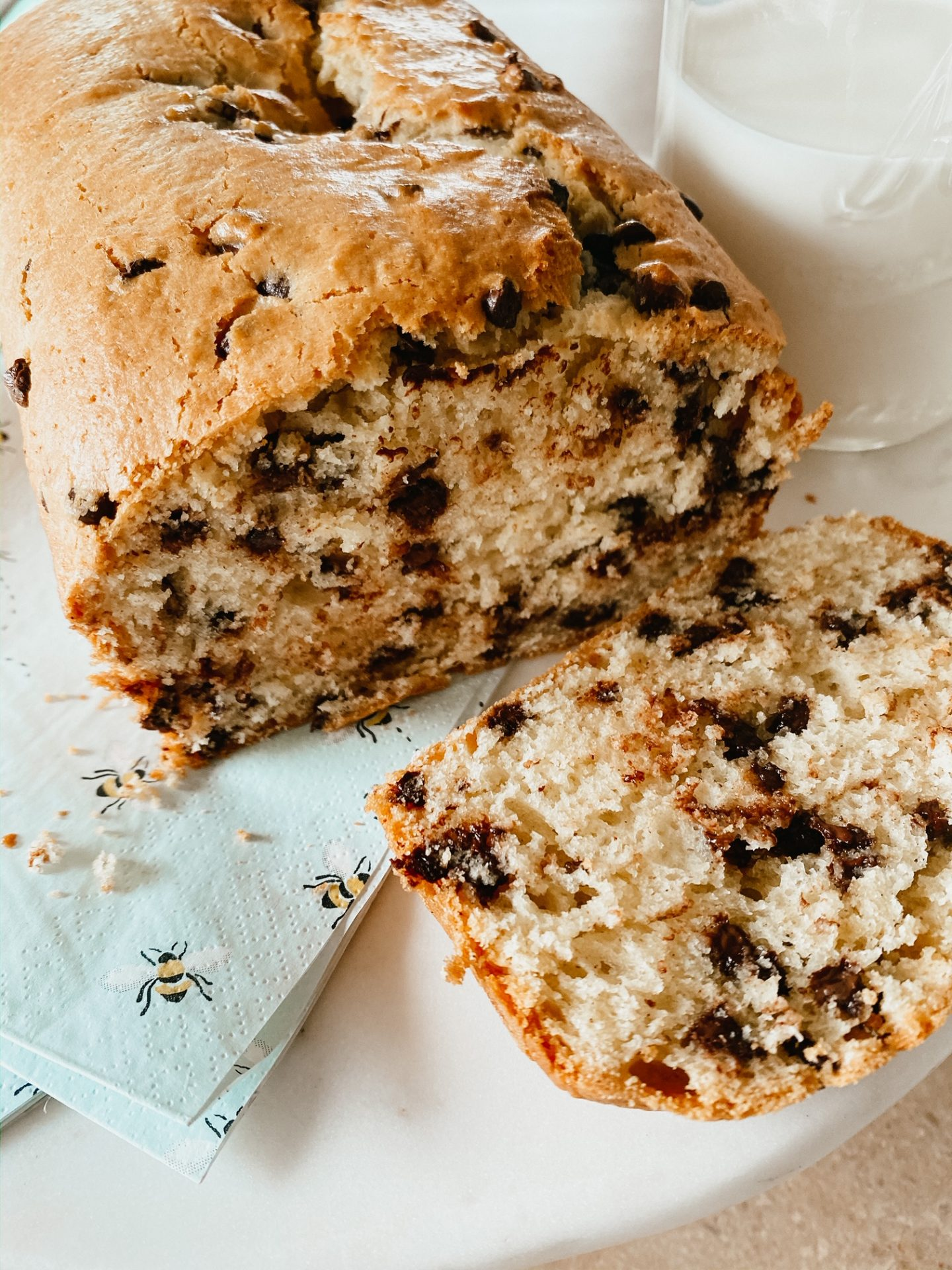 best chocolate chip pound cake
