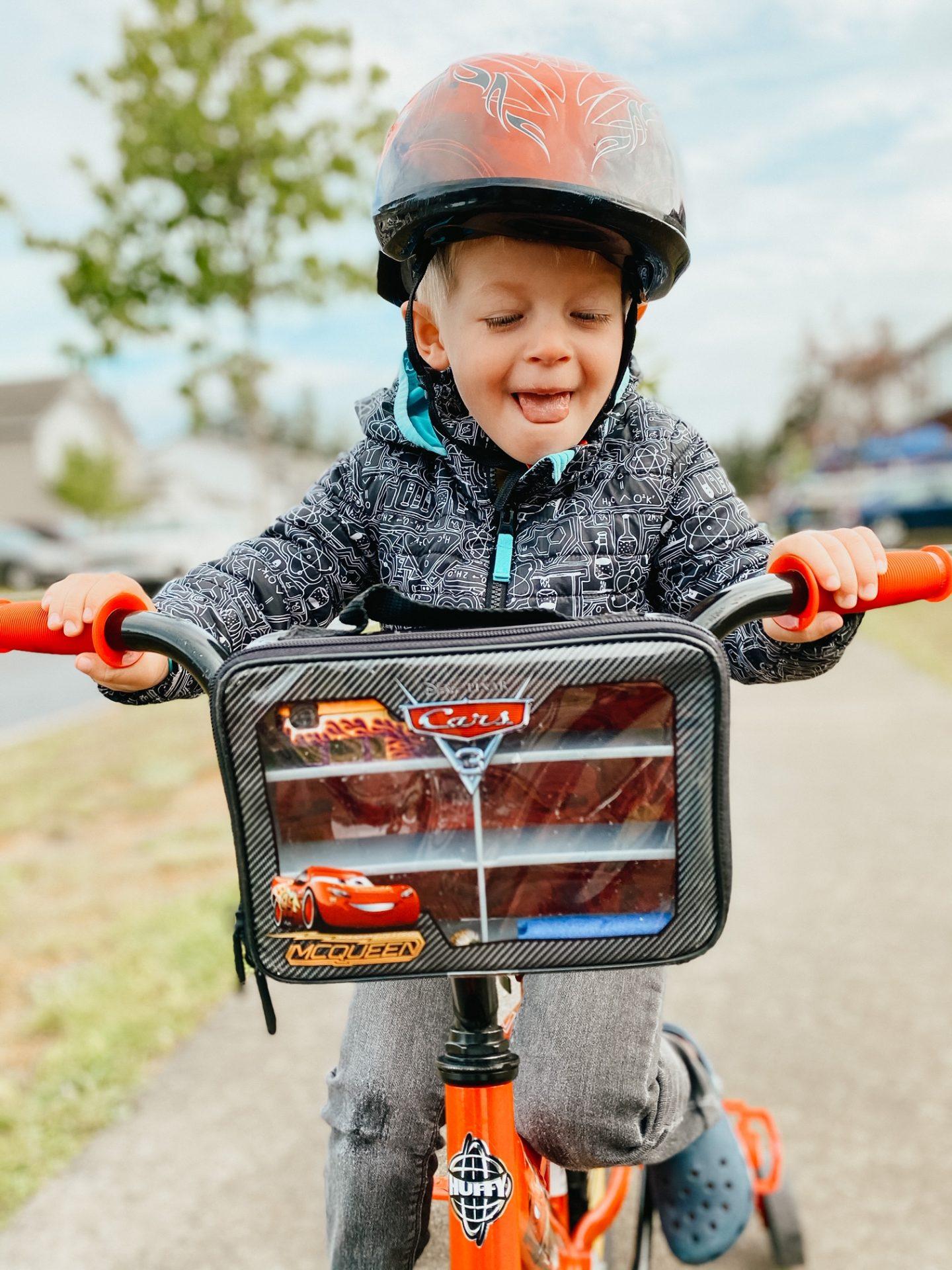 quarantine bike rides