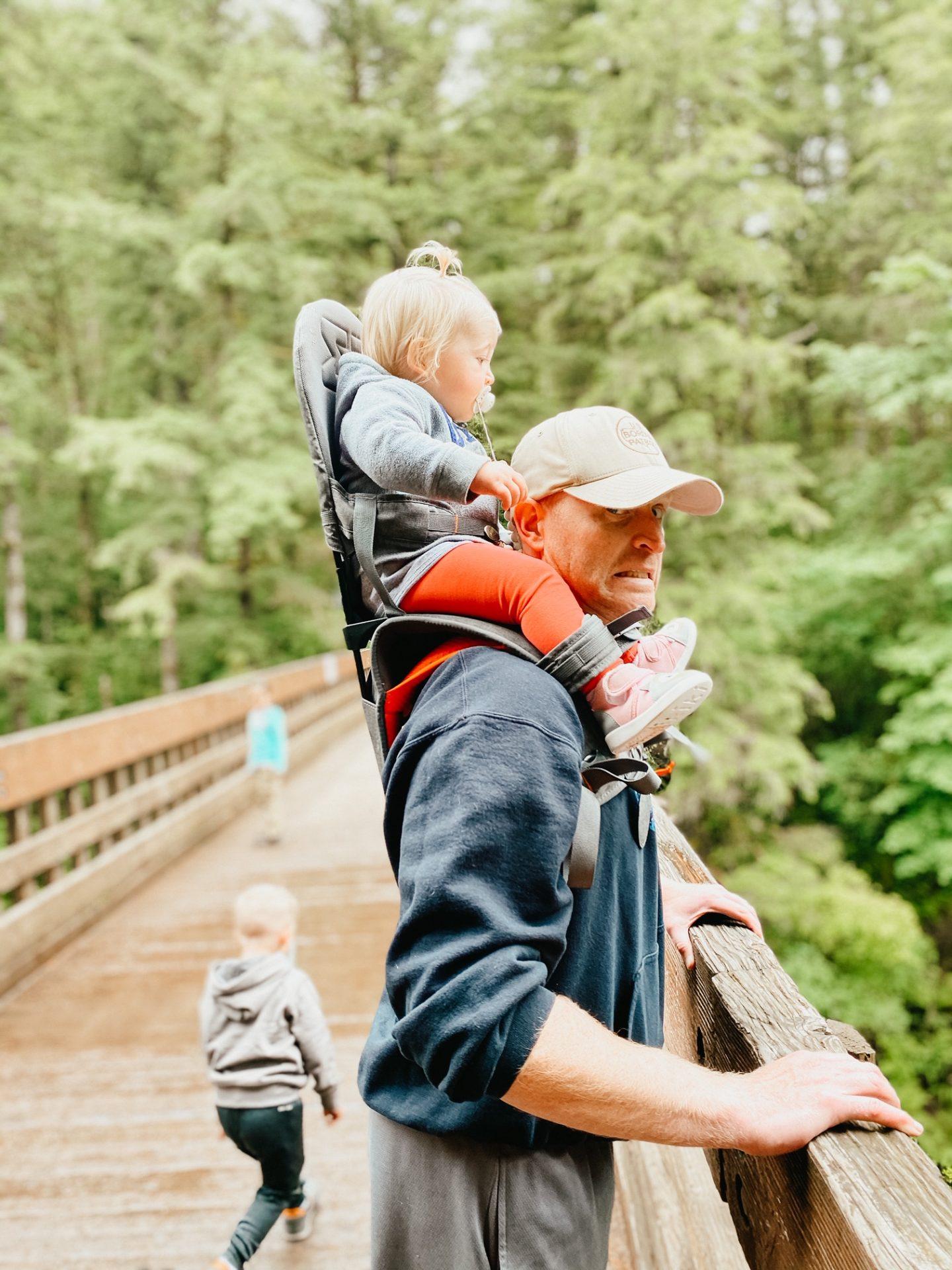 best kids hikes wa
