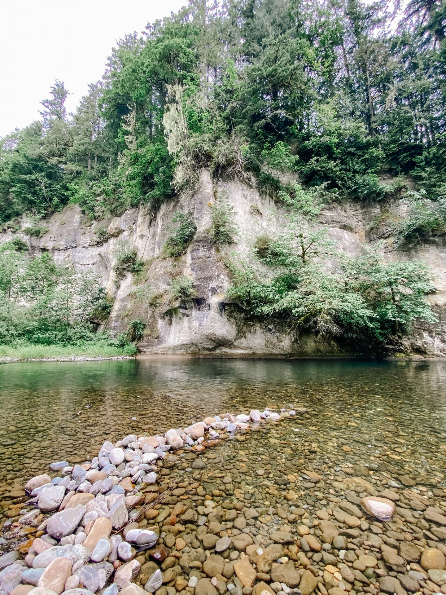 green river gorge swimming hole