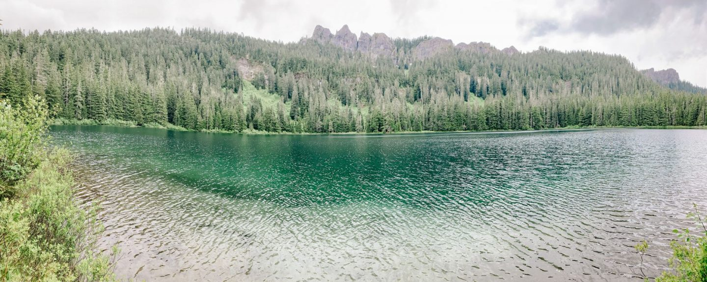 granite lake hike