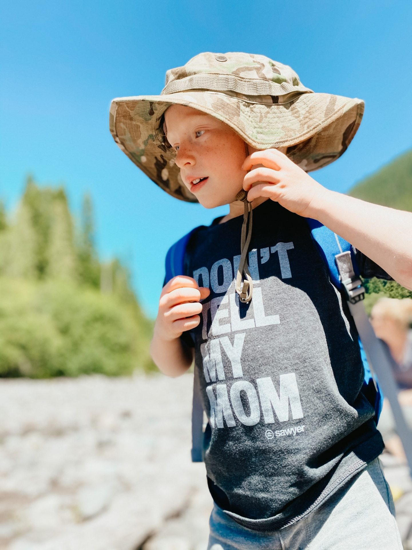 how sawyer makes the best outdoor kids clothes
