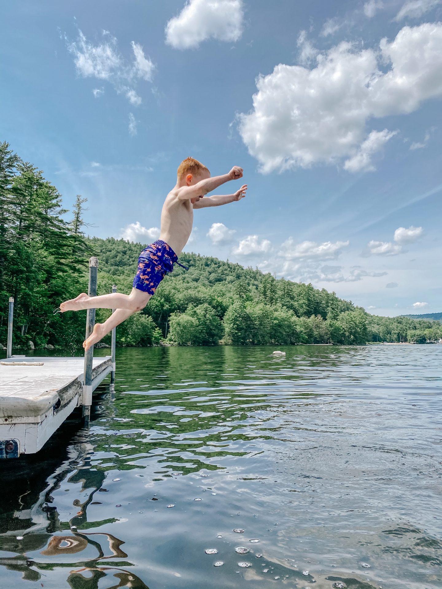 lakes nh