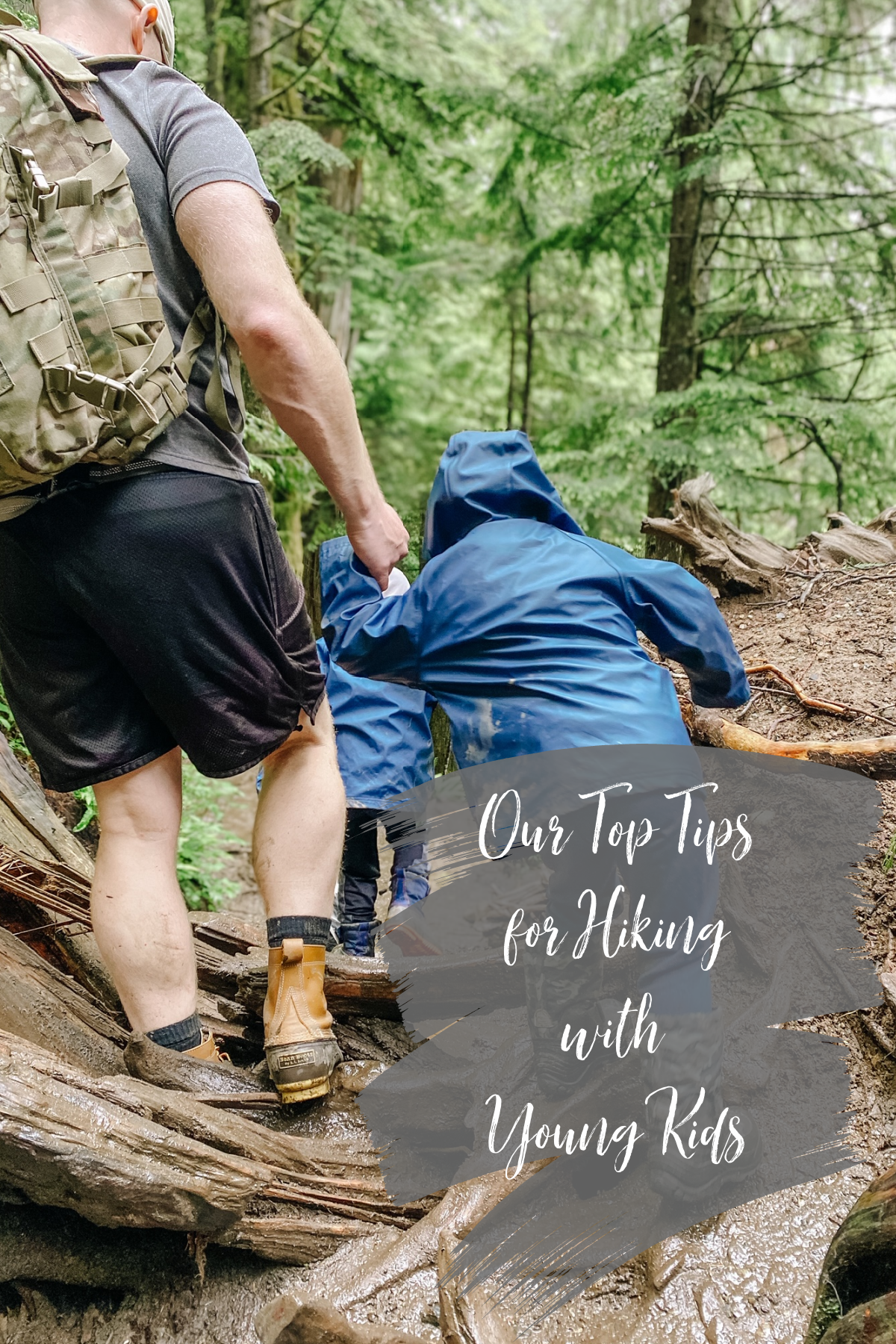 top tips for hiking with kids