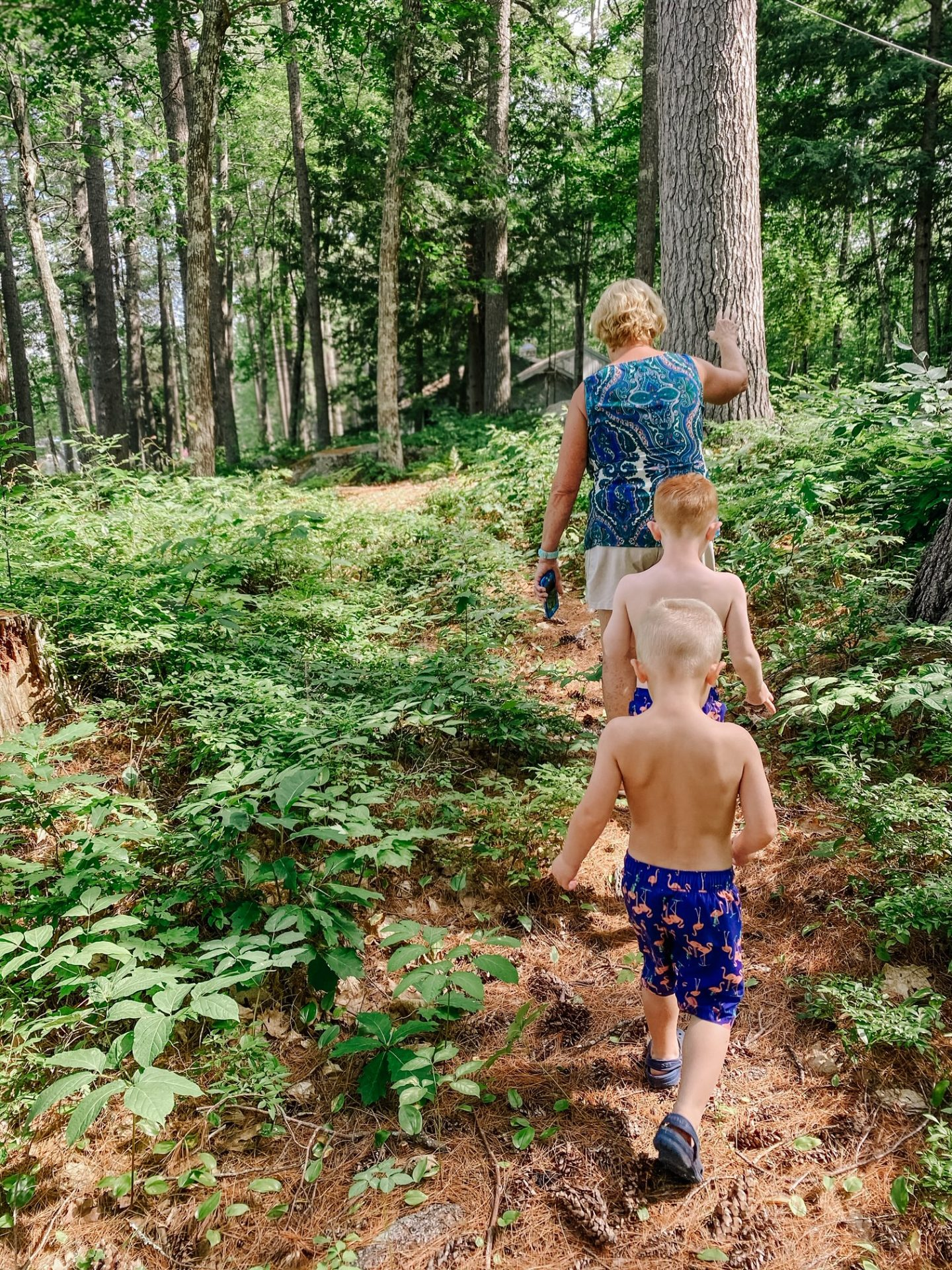why kids need outdoor time