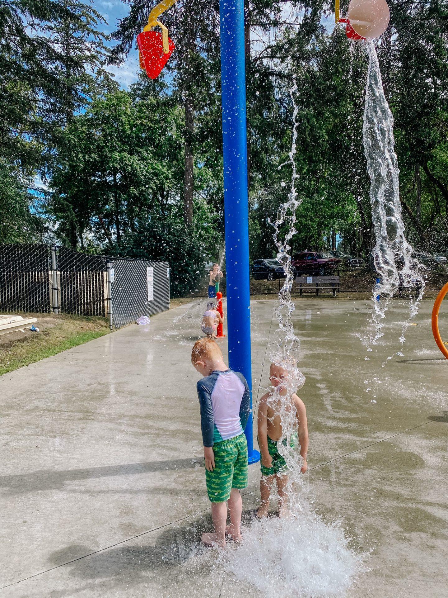 splash park jblm
