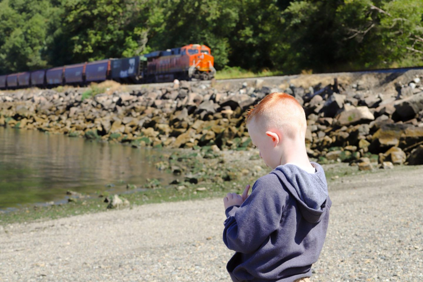 trains at solo point