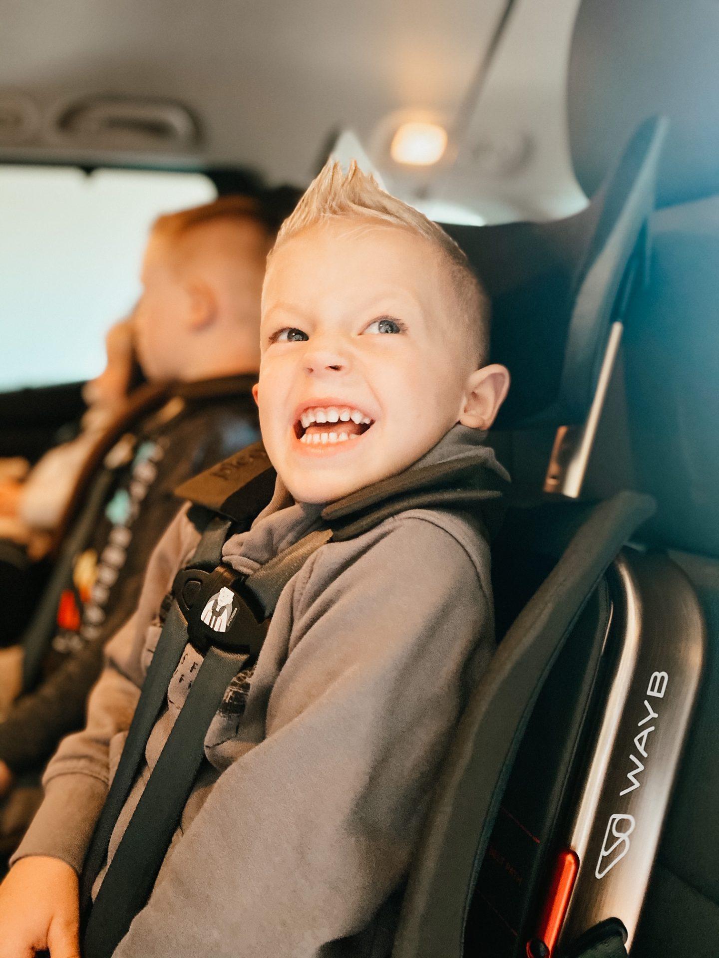wayb pico car seat specs