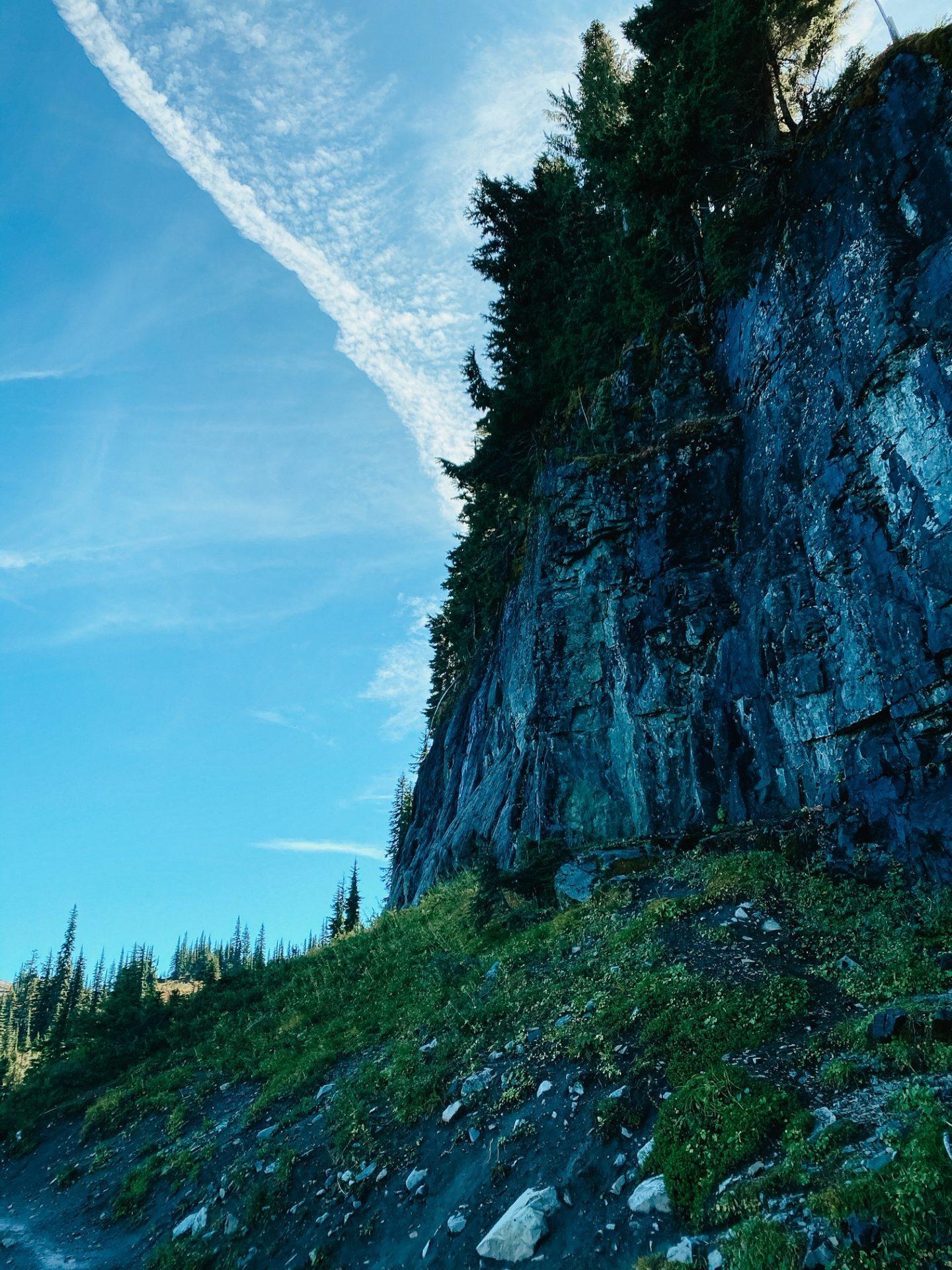best hiking views pnw