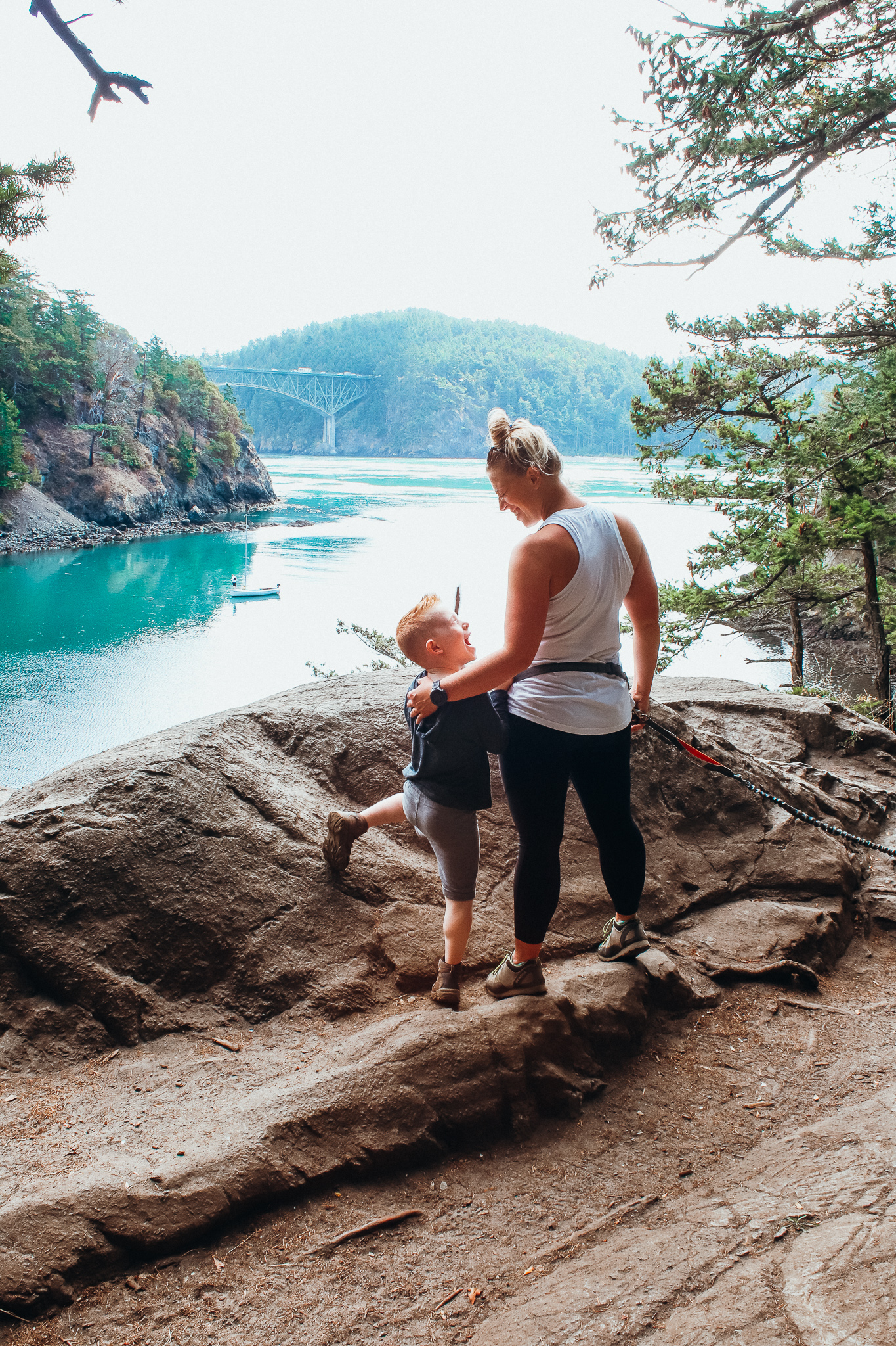 exploring deception pass state park