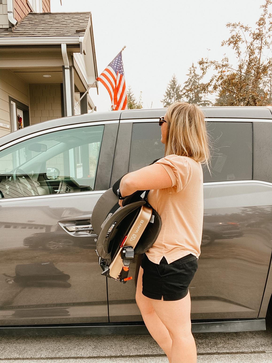 wayb pico car seat review