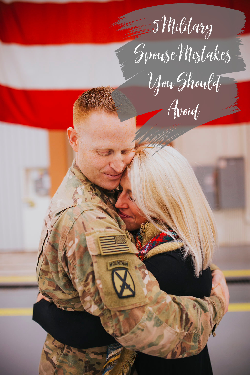 5 military spouse mistakes to avoid