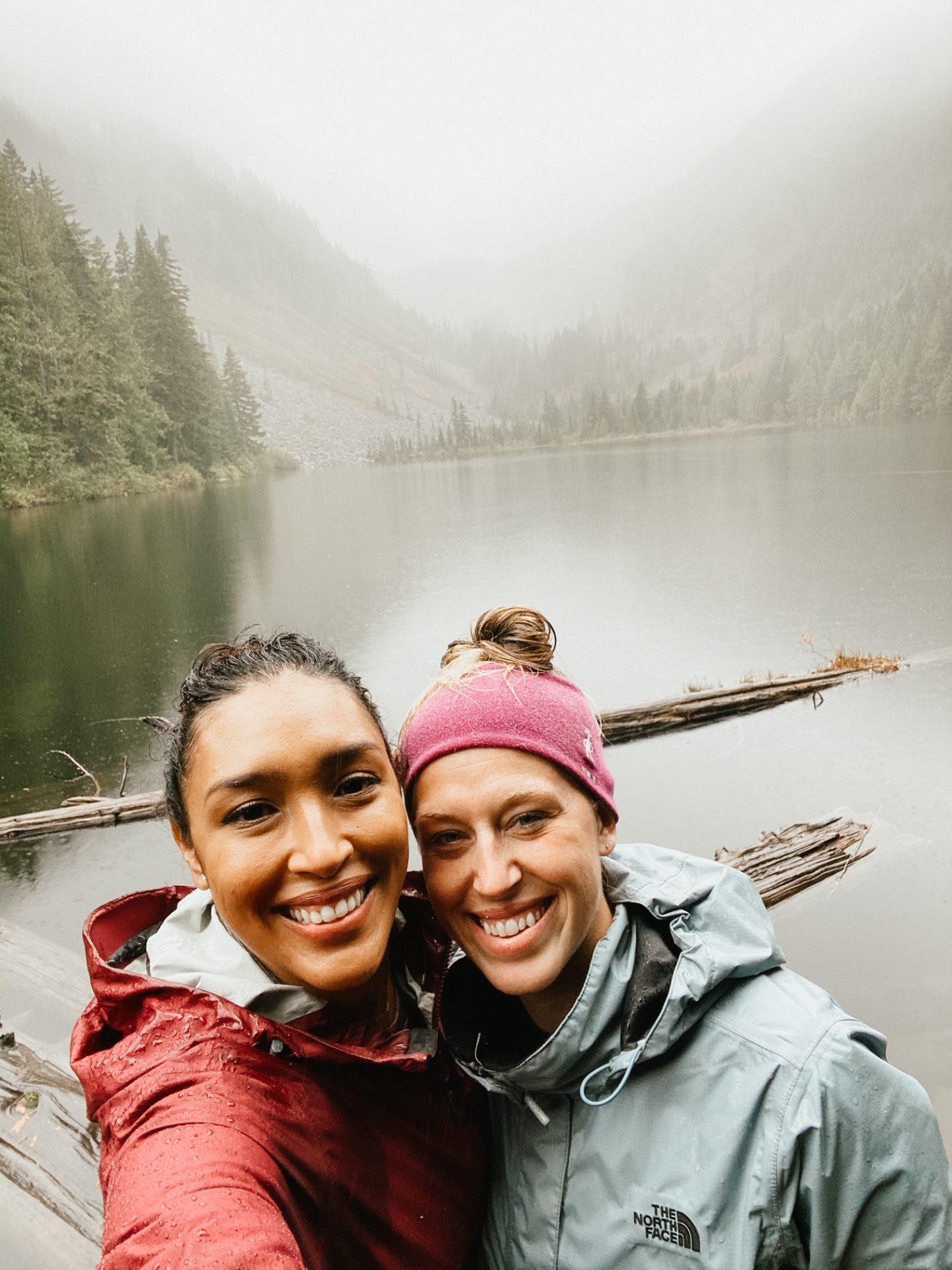 hiking talapus and olallie lakes