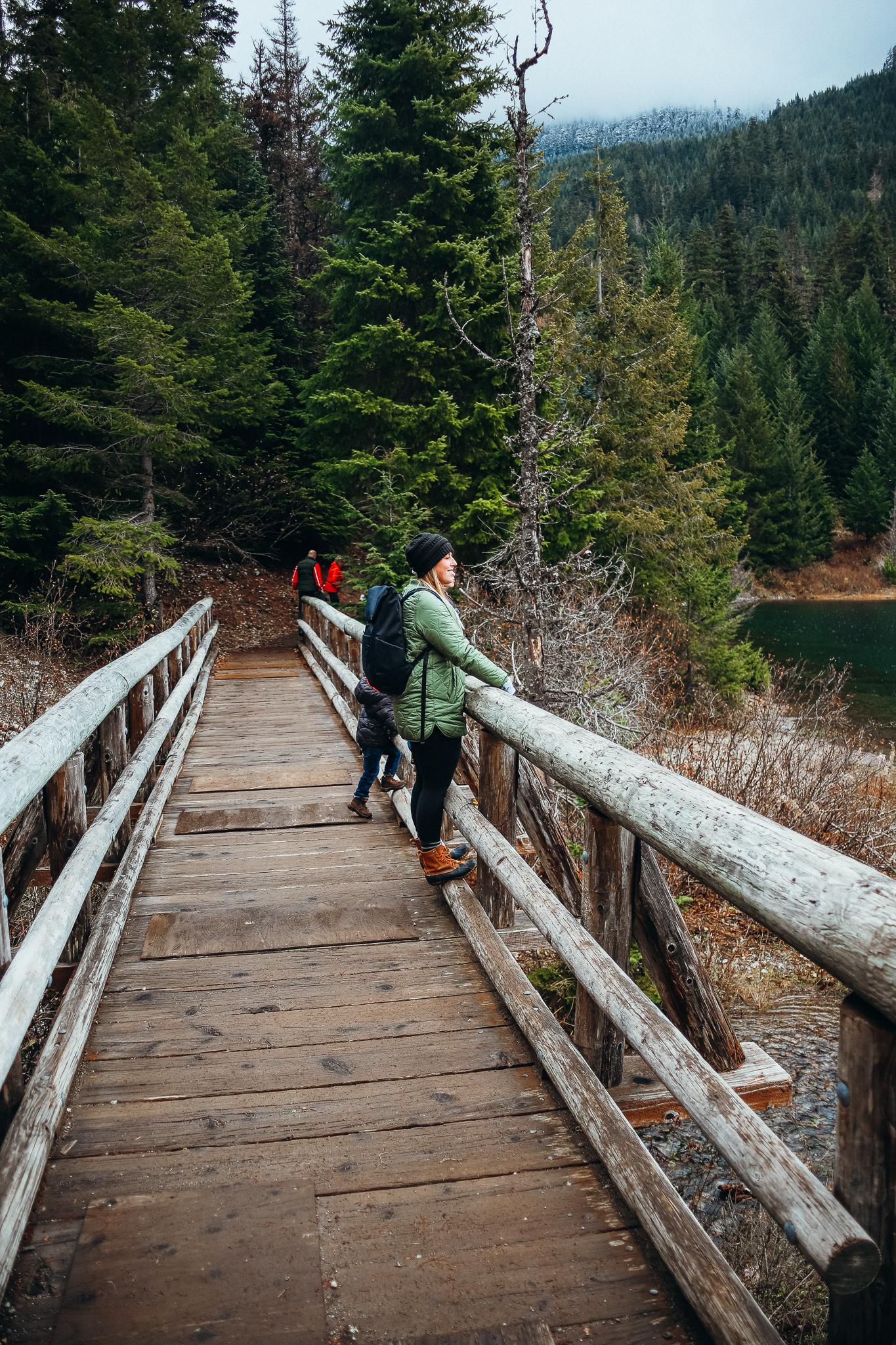 little bridge hikes