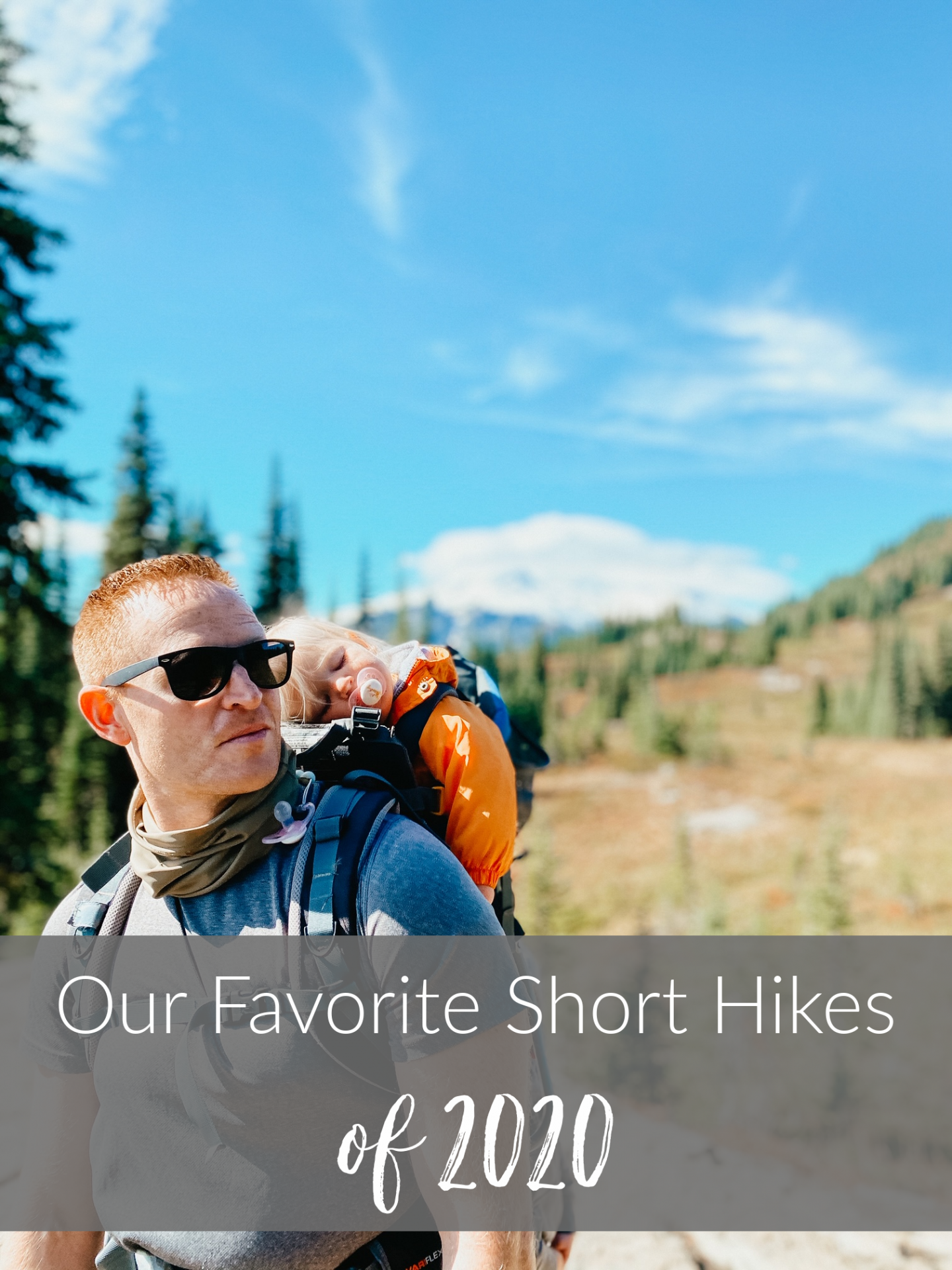 5 favorite short hikes of 2020