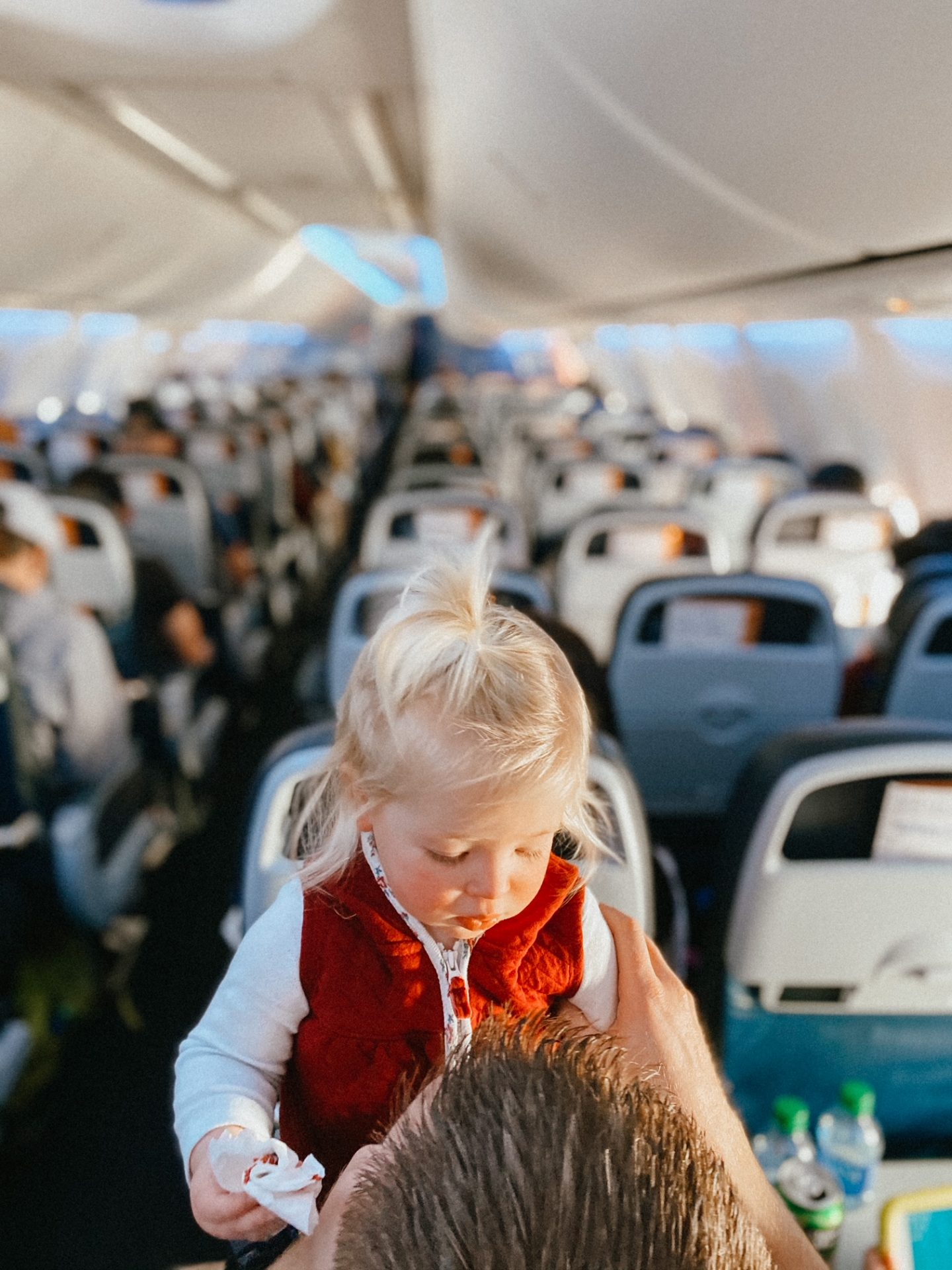 babies on planes