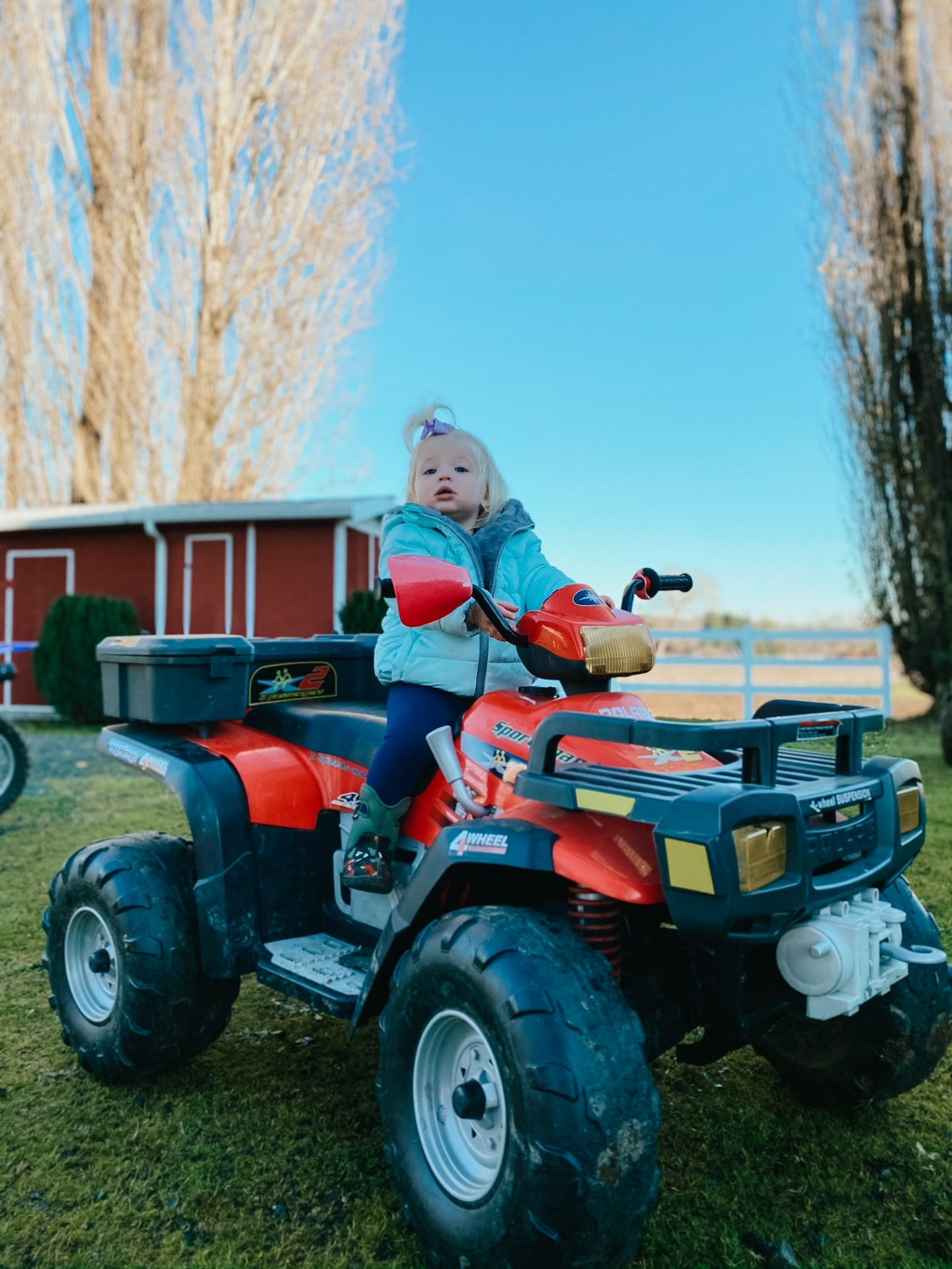 best kids play atvs