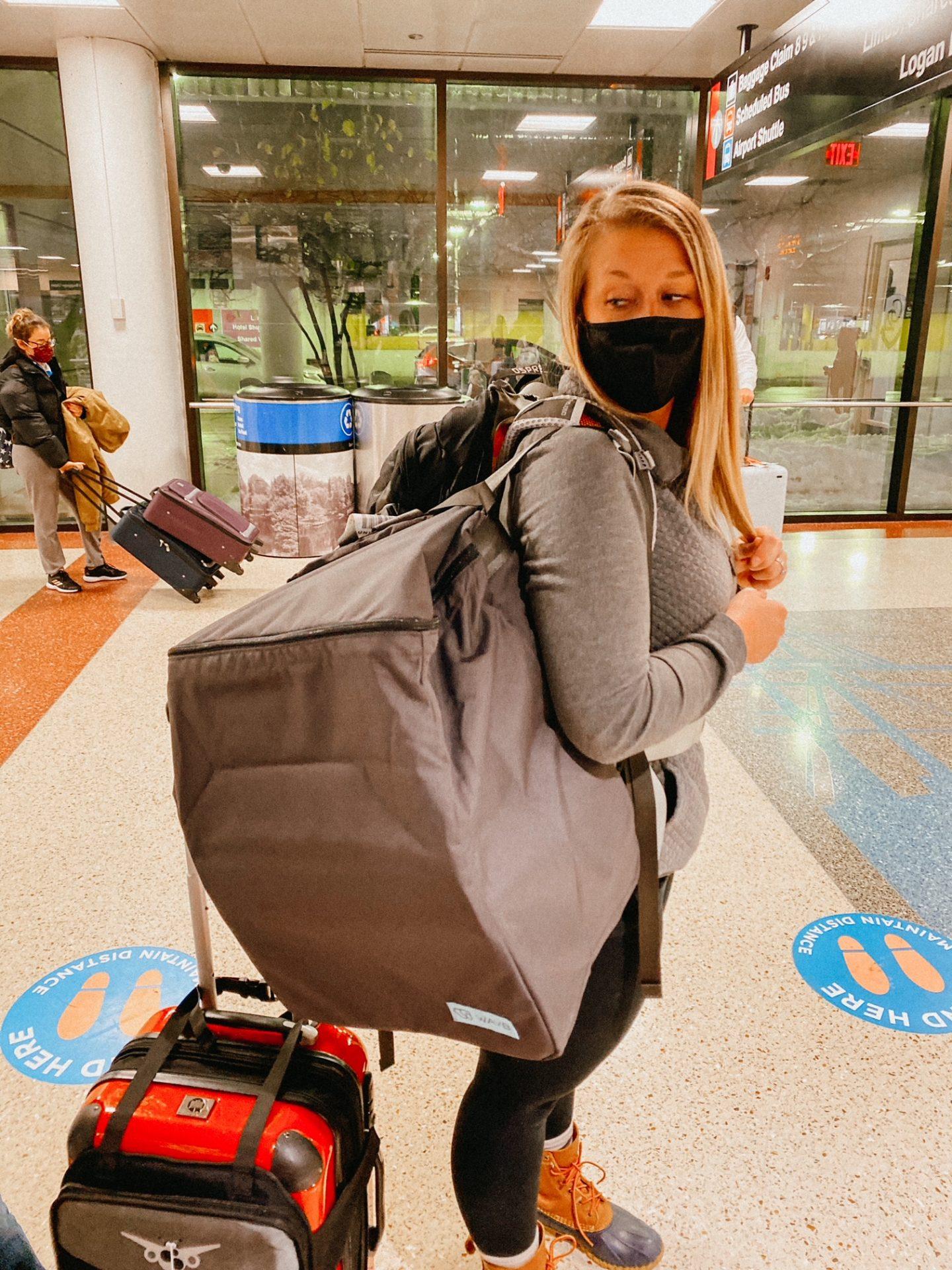 wayb travel car seat safety
