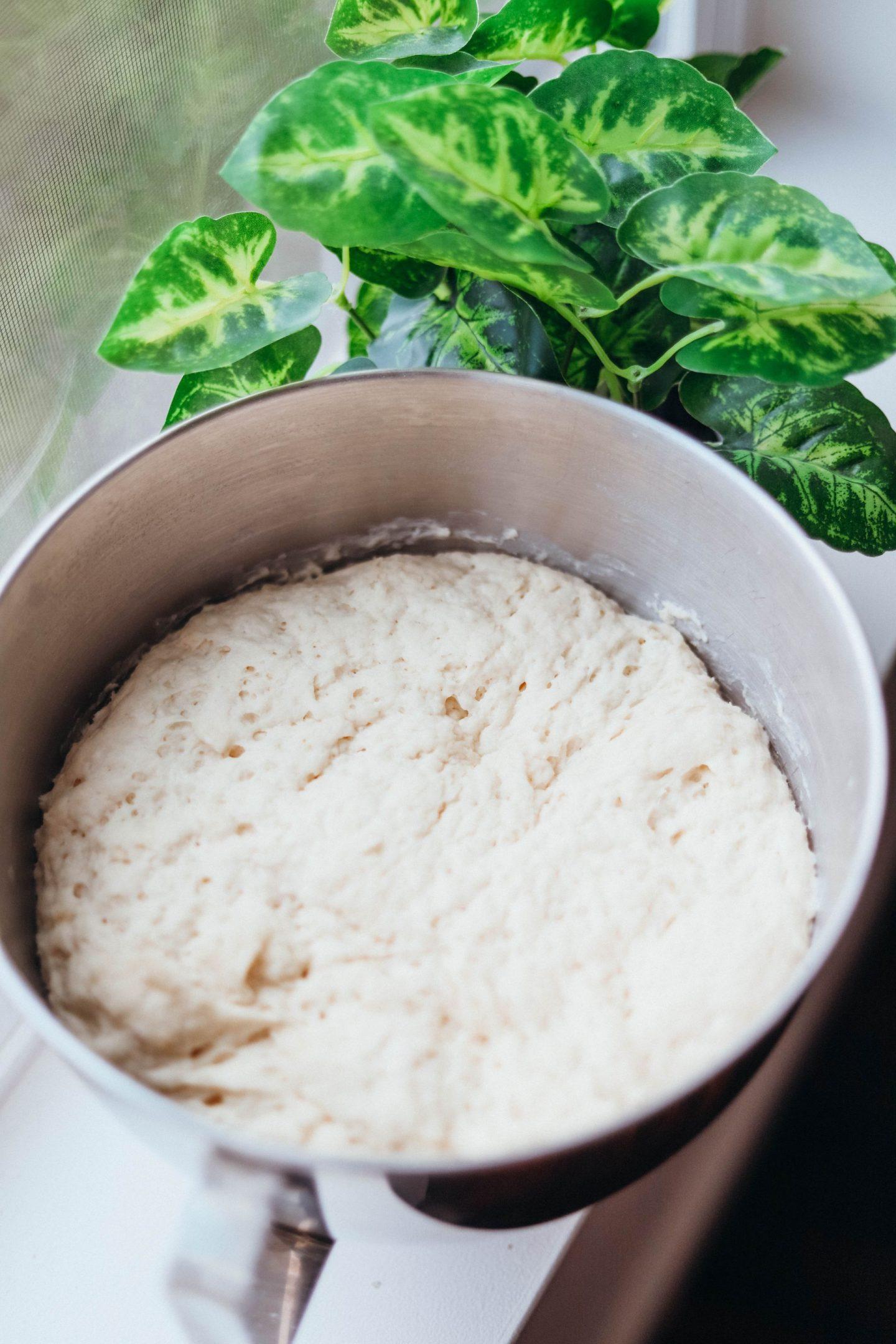 easy homemade pretzel dough
