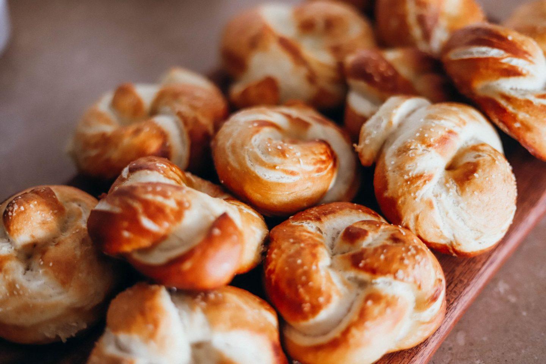 best homemade pretzels