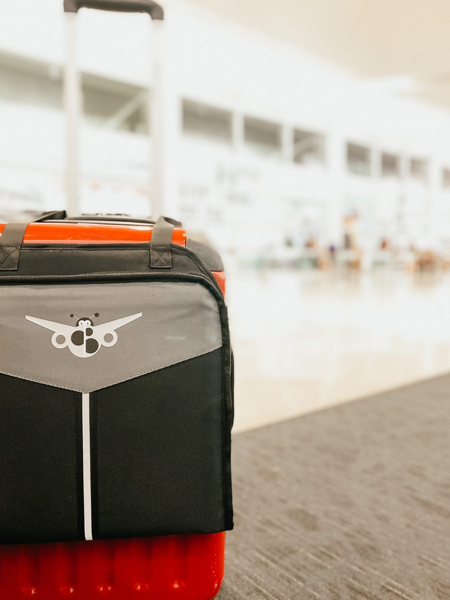 lugabug travel seat