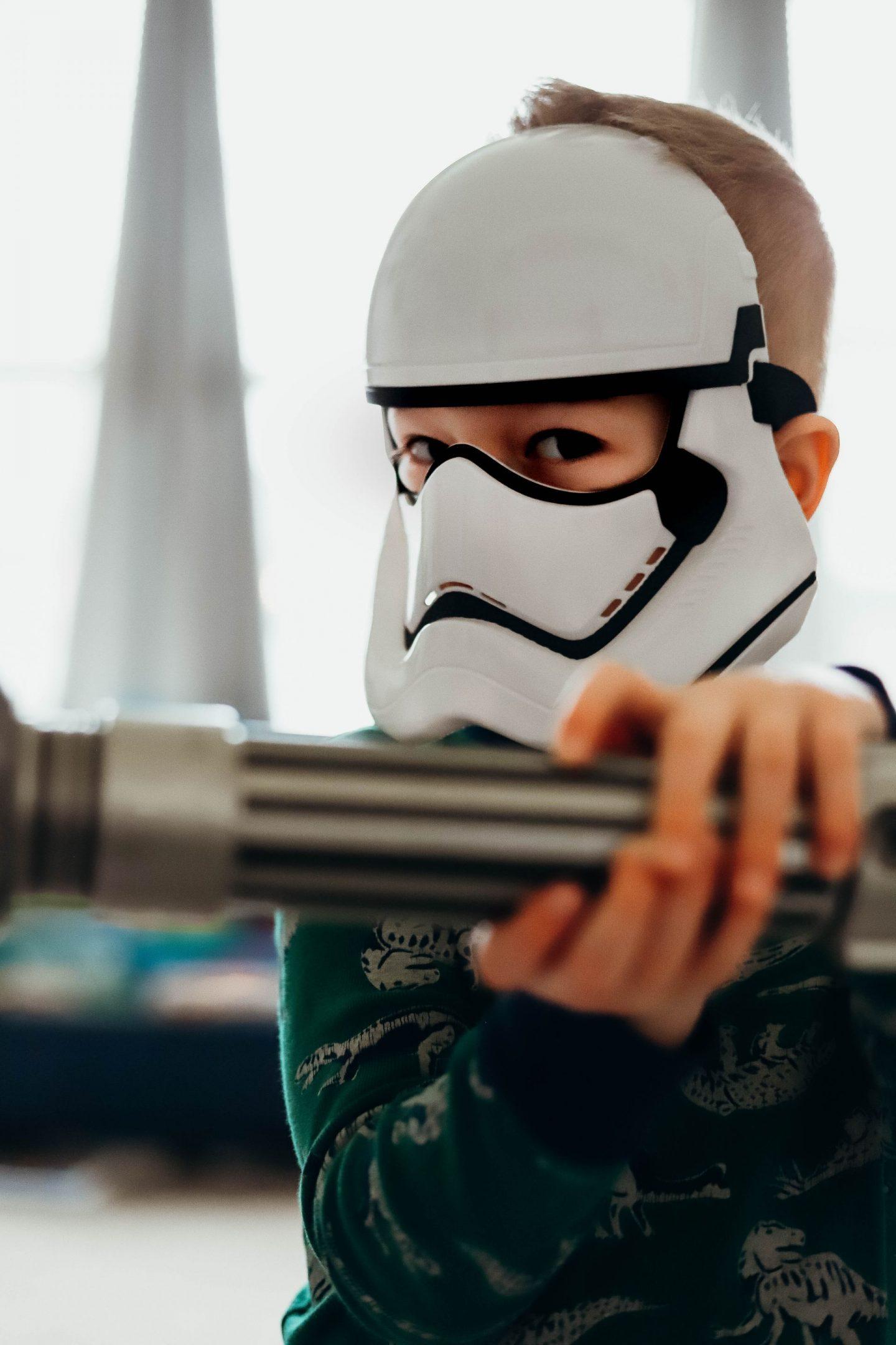 stoormtrooper mask