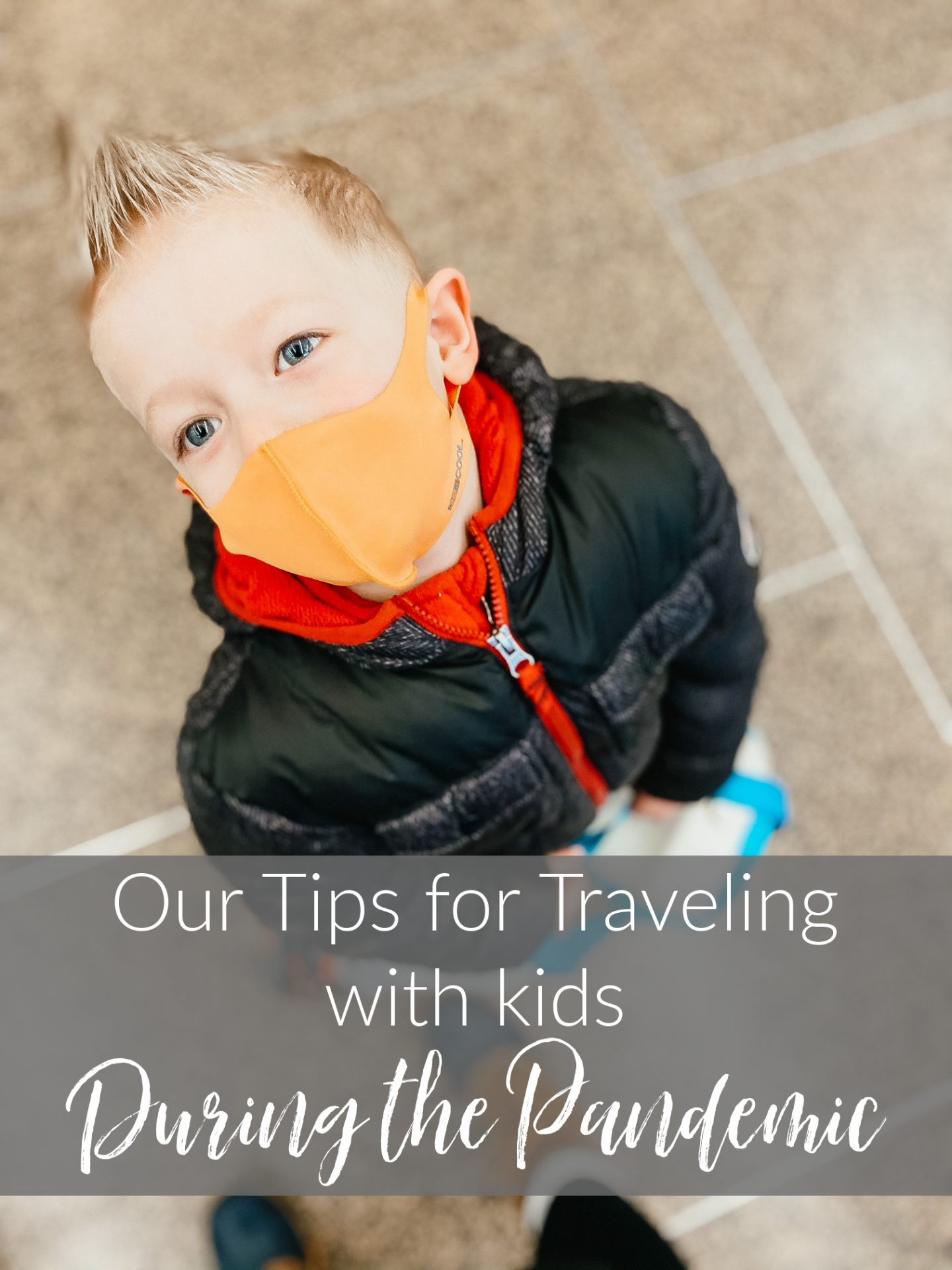 traveling with kids pandemic