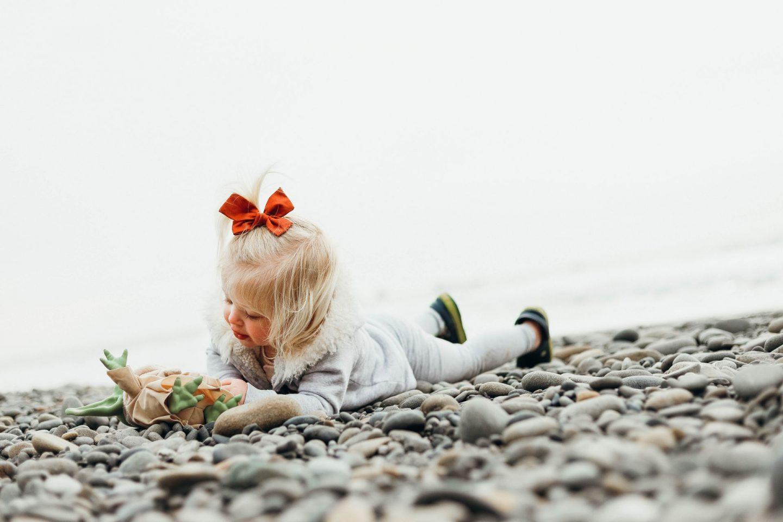 rocks at ruby beach