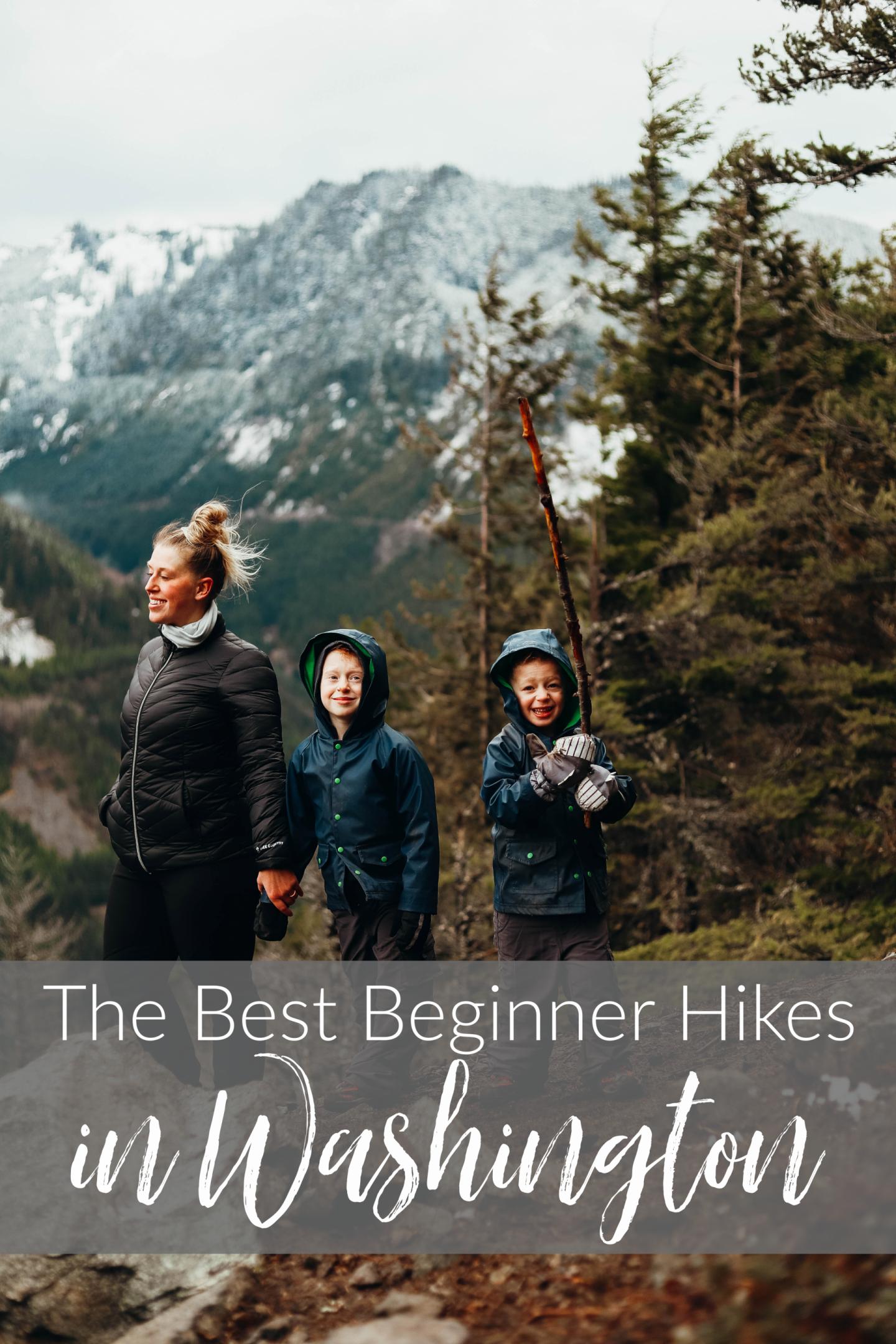 best beginner hikes in washington